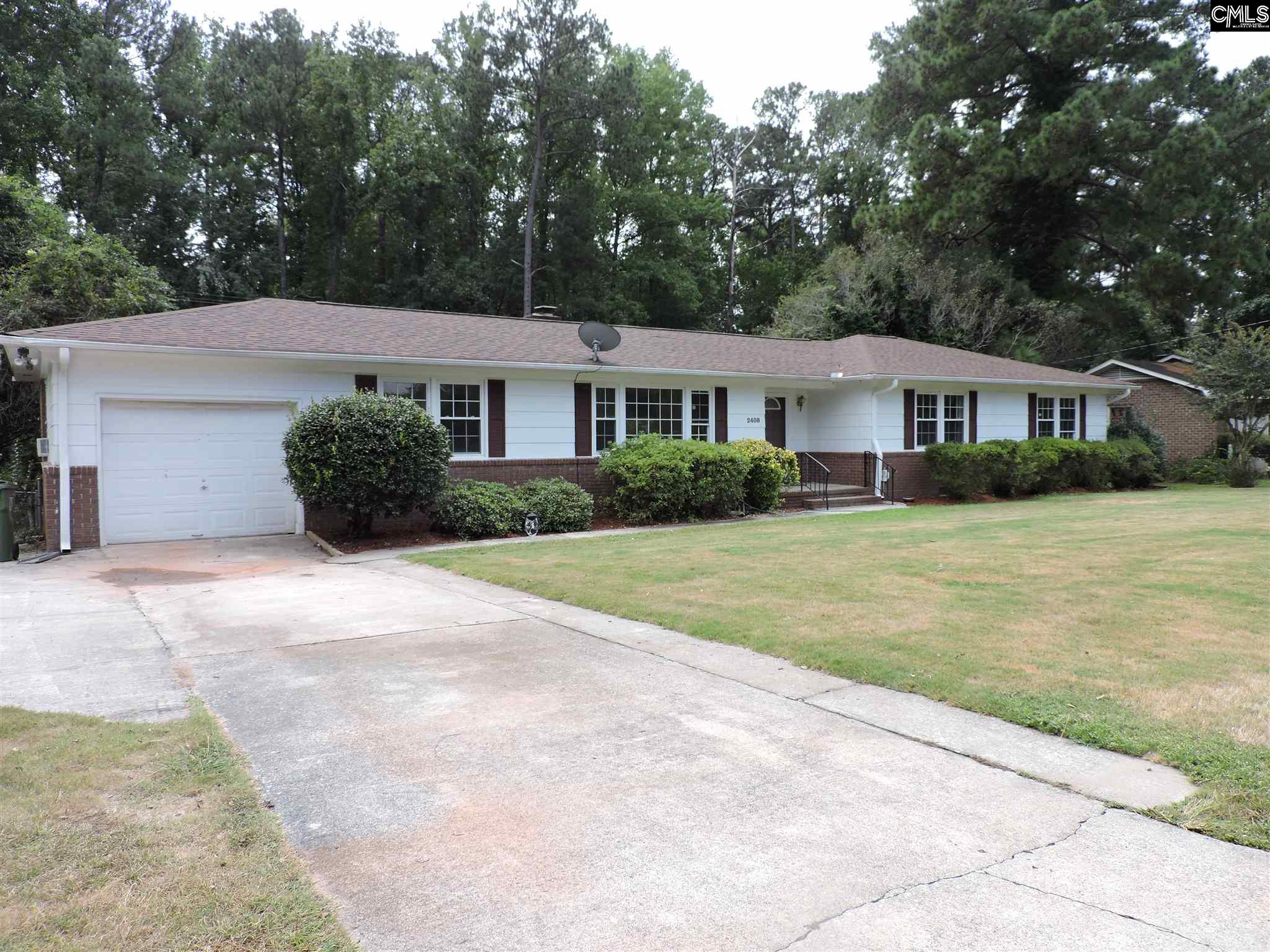 2408  Pleasant Ridge Columbia, SC 29209
