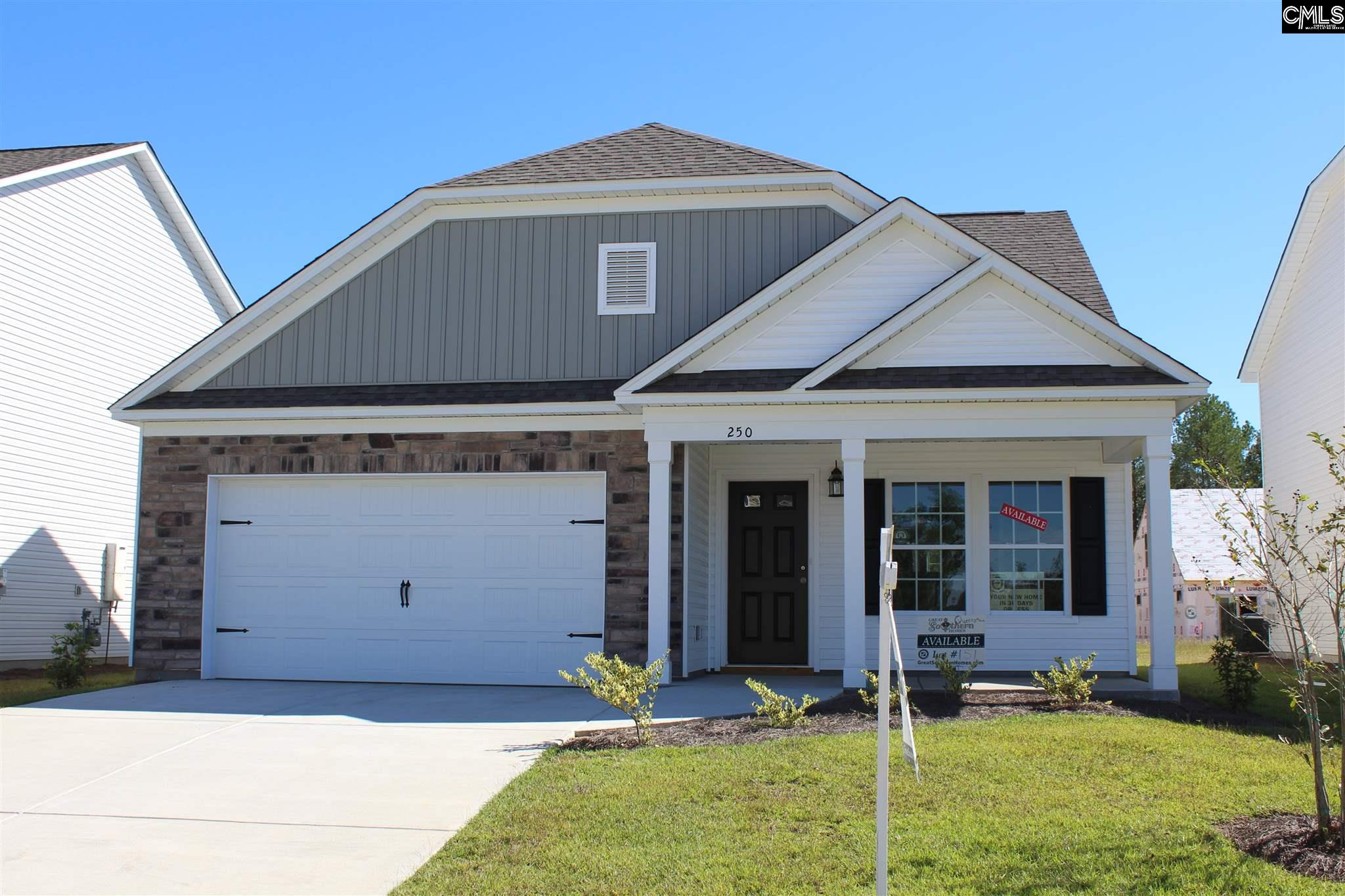 250  Camber #lot 151 Blythewood, SC 29016