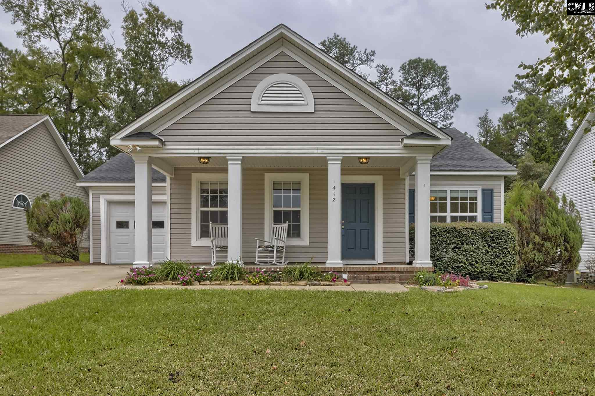 412  Whitewater Irmo, SC 29063