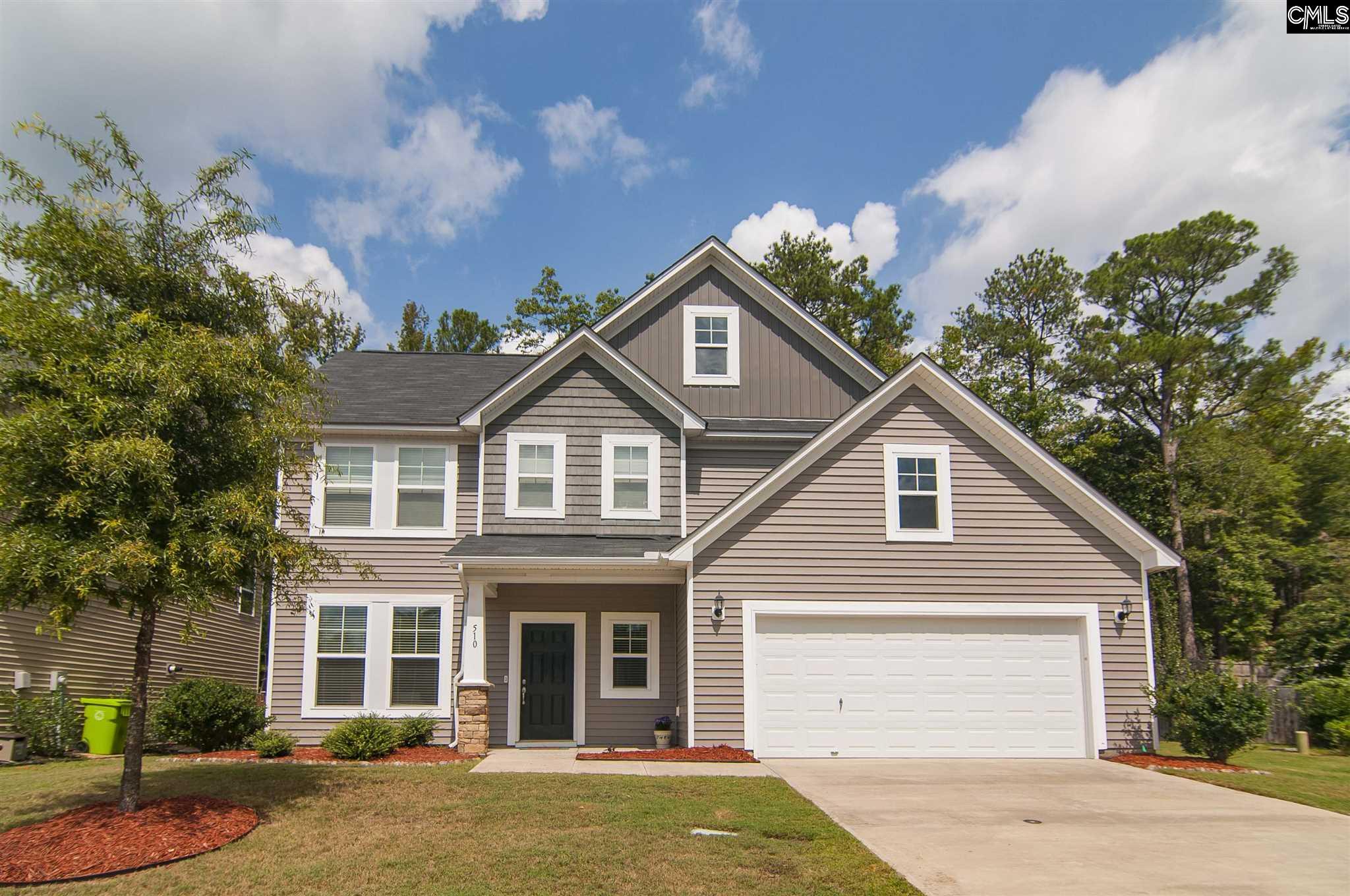 510  Flat Creek Blythewood, SC 29016