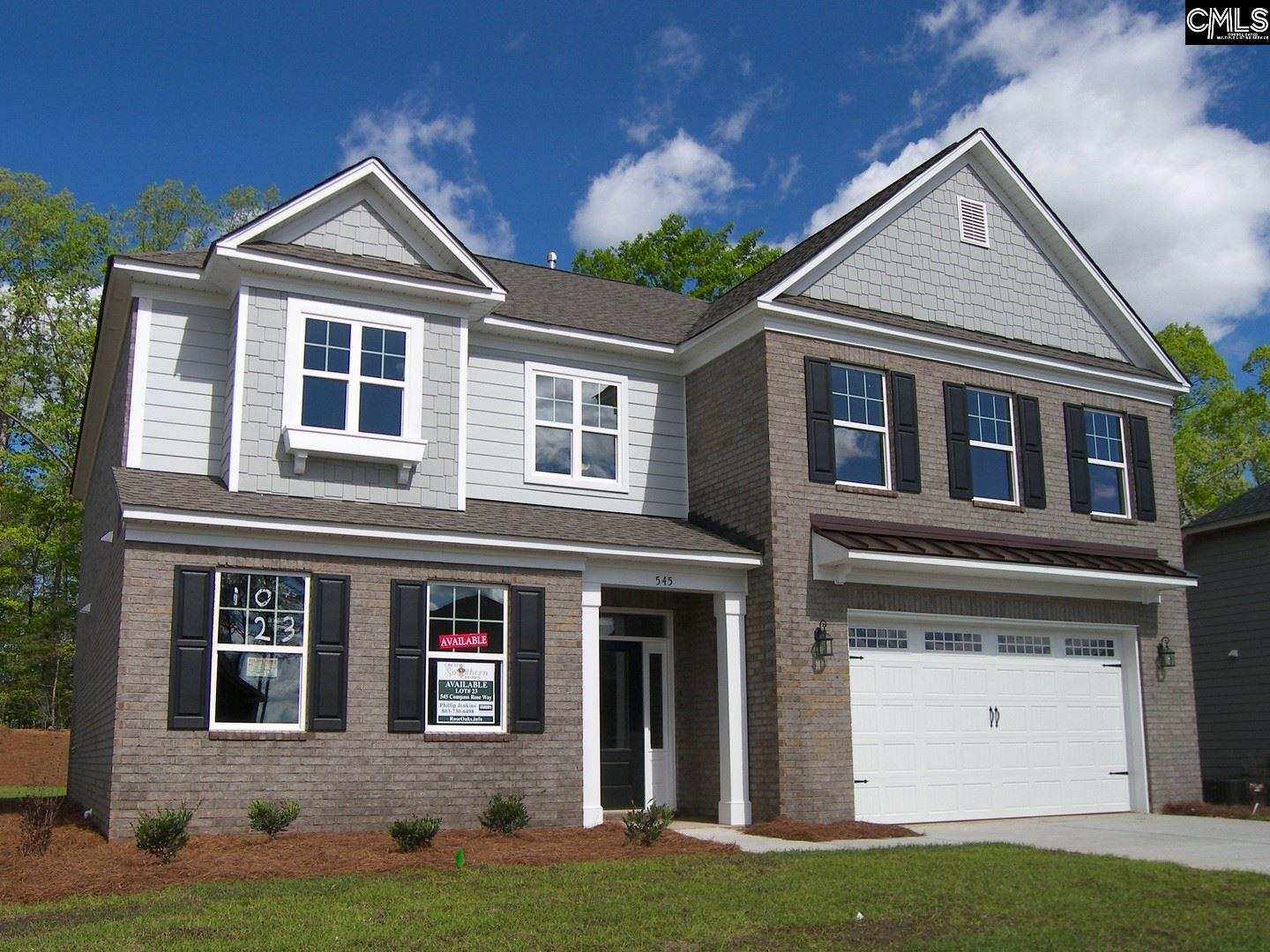 545  Compass Rose Irmo, SC 29063