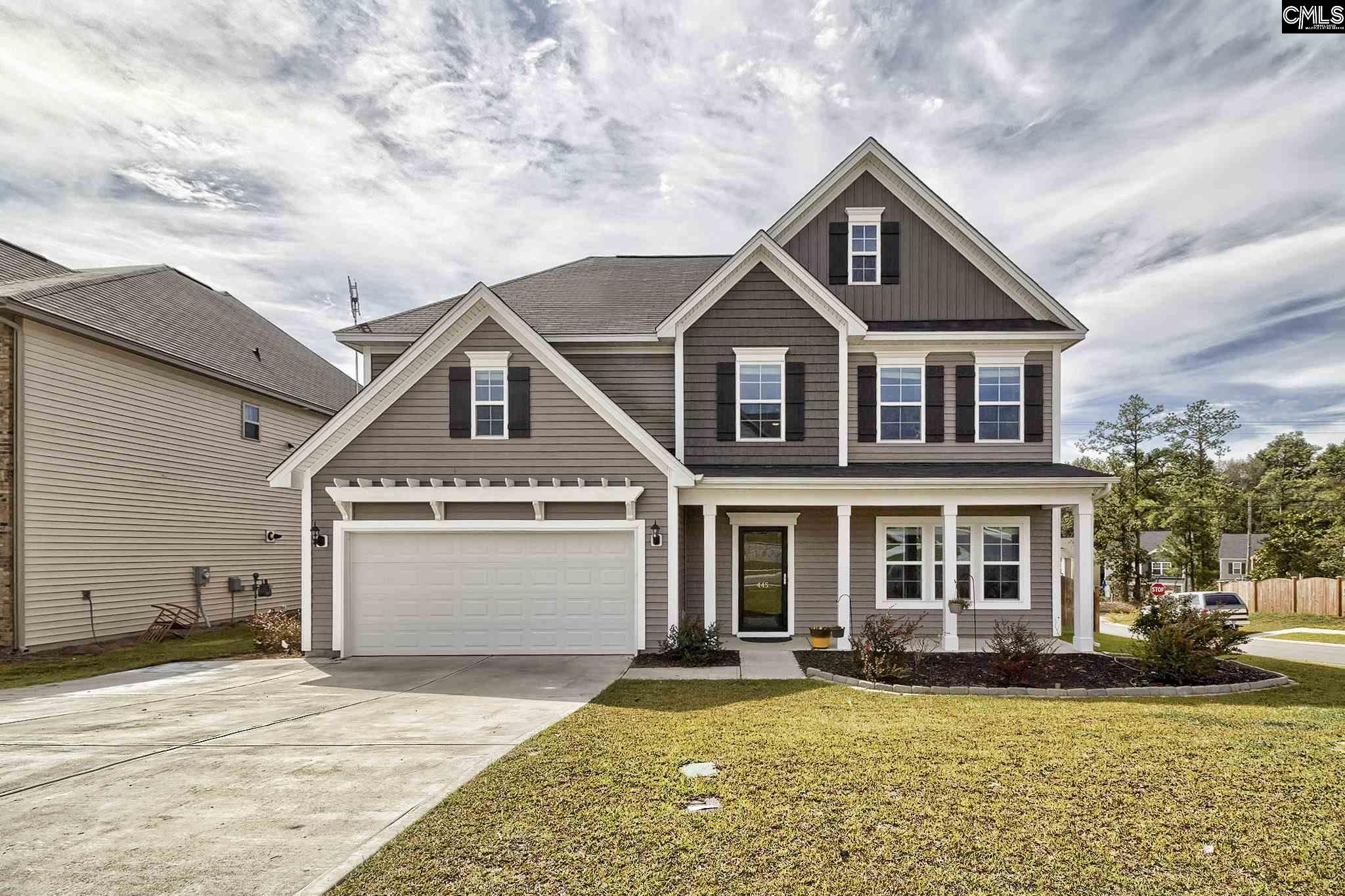 445  Baneberry Lexington, SC 29073