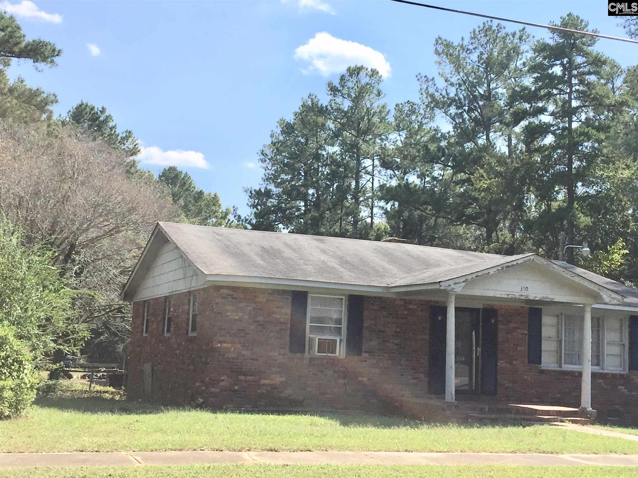 350 W Third Ridgeway, SC 29130