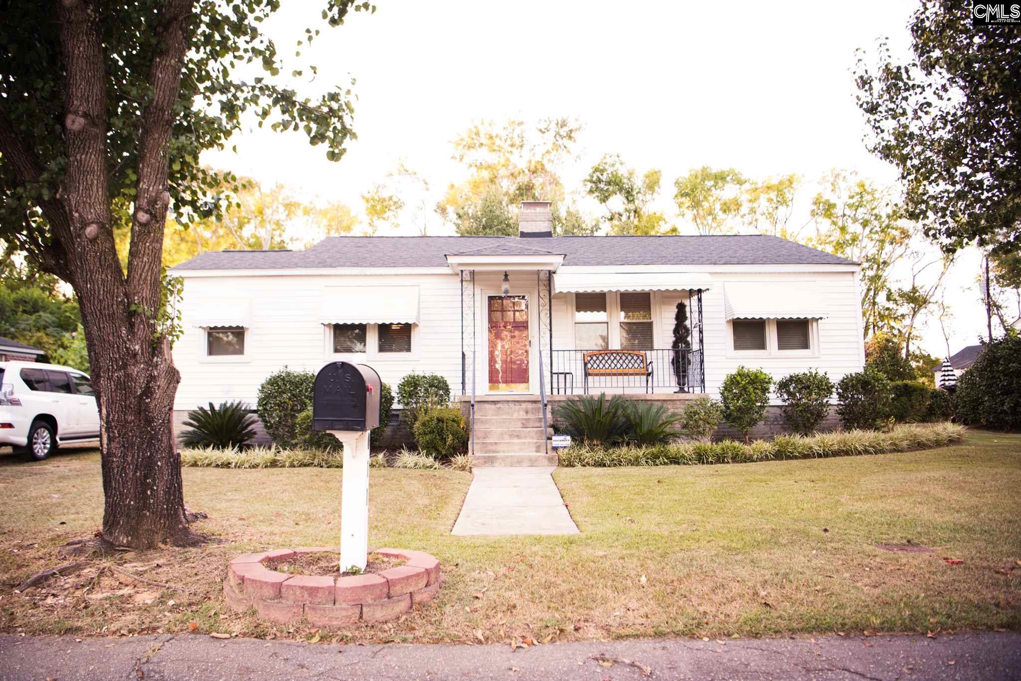 1011  Woodlawn Columbia, SC 29209