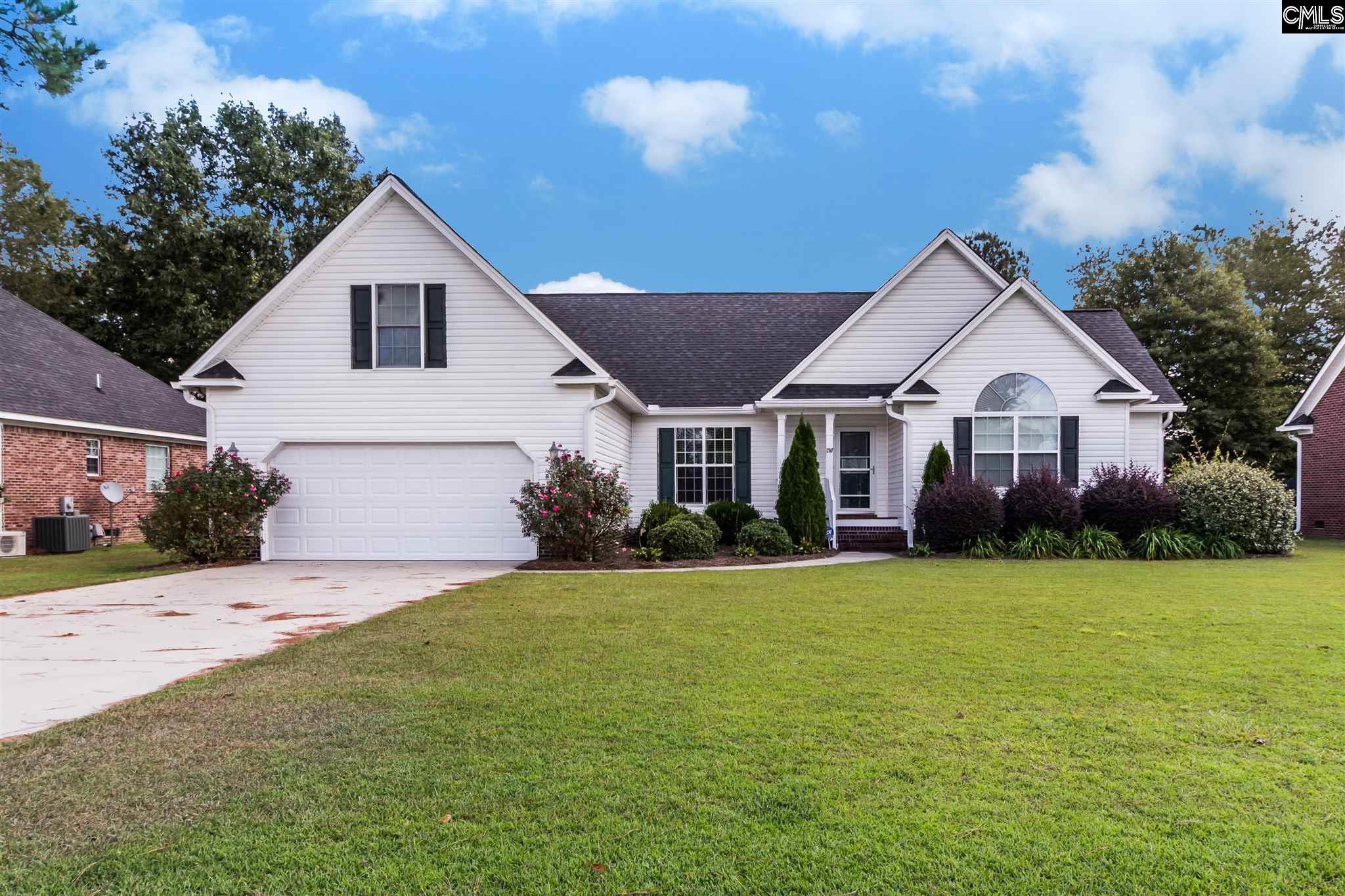 157  Southern Oaks Camden, SC 29020