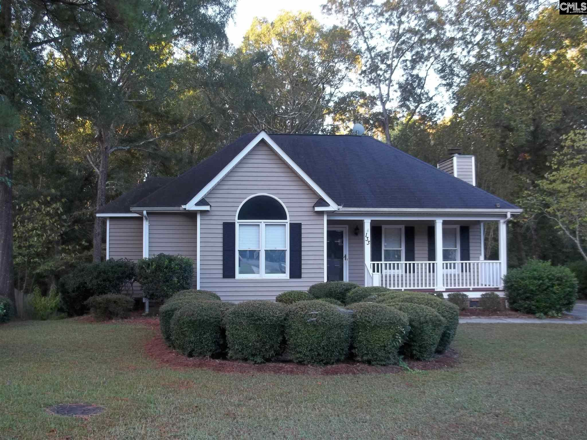 133  Corley Woods Lexington, SC 29072