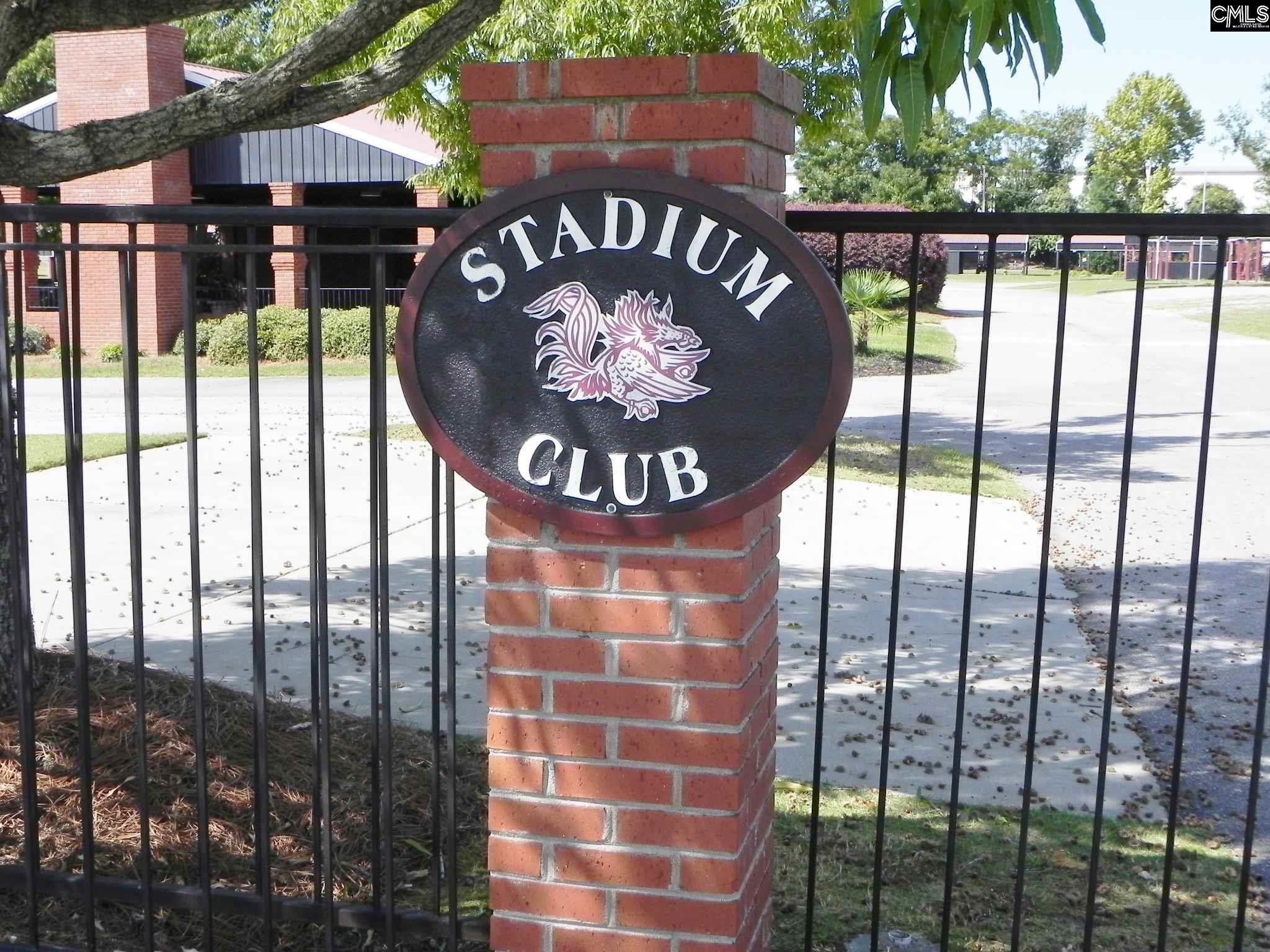 8 S Stadium Columbia, SC 29201
