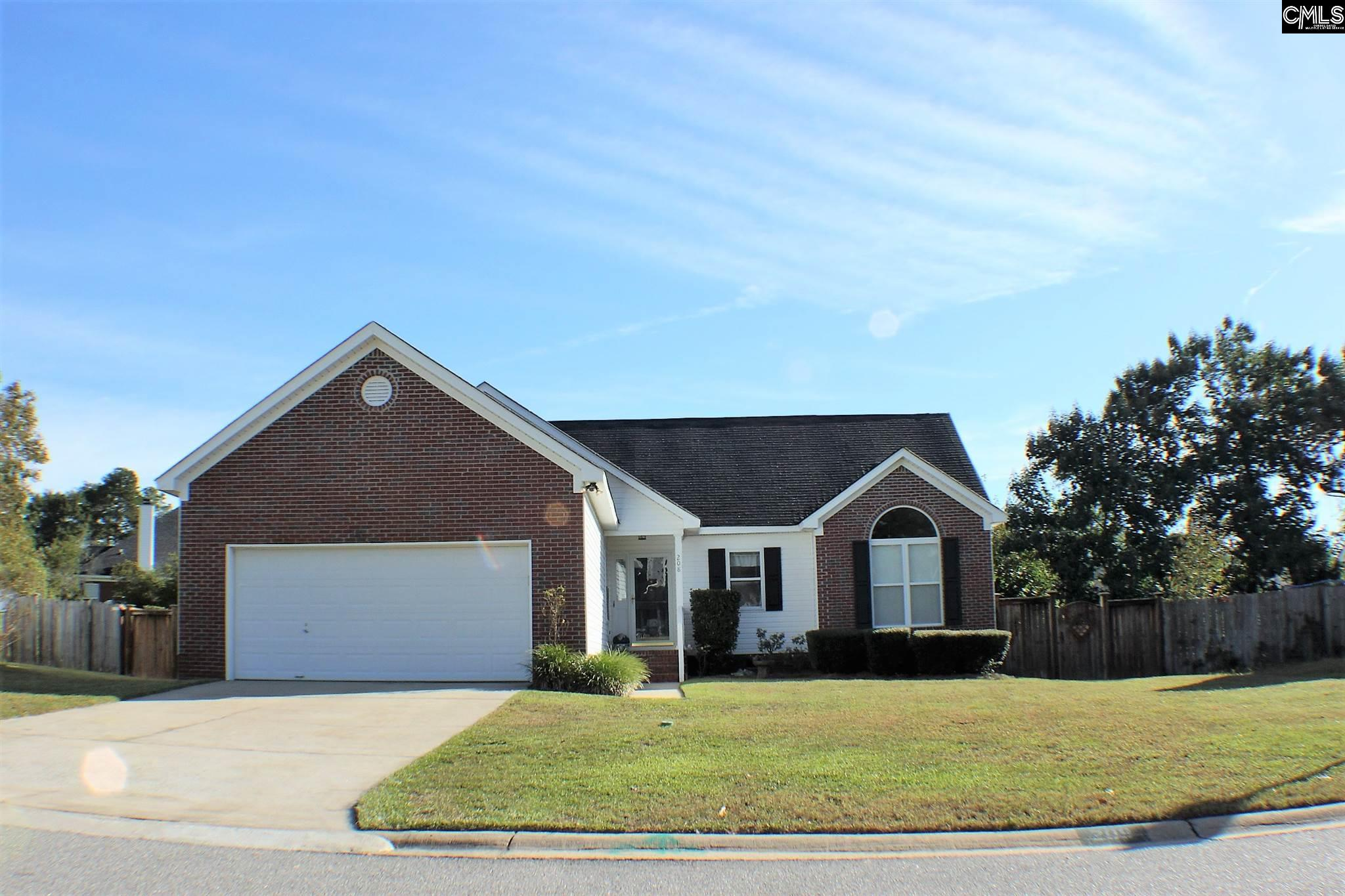 208  Autumnview West Columbia, SC 29170