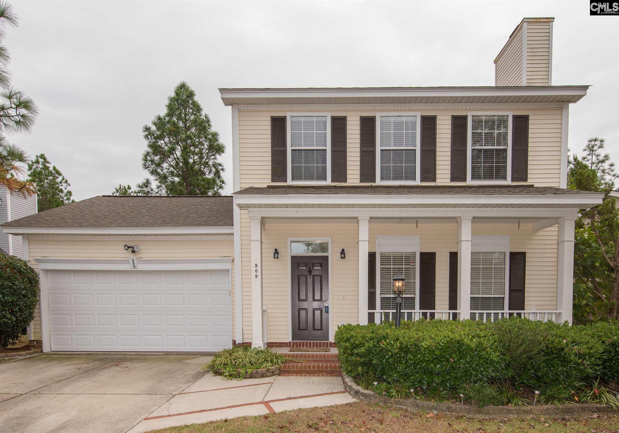 509  Ridge Trail Columbia, SC 29229