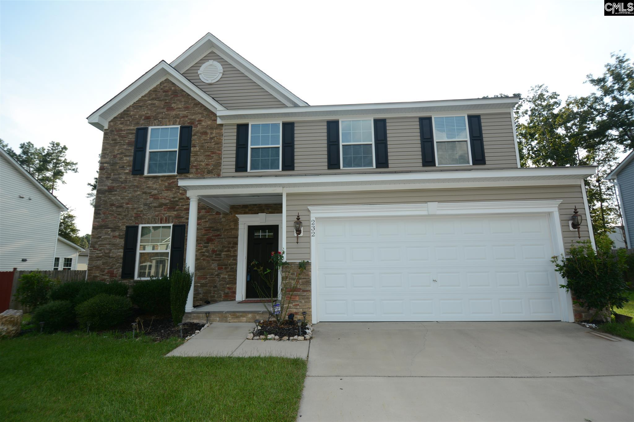 232  Hearthwood Irmo, SC 29063