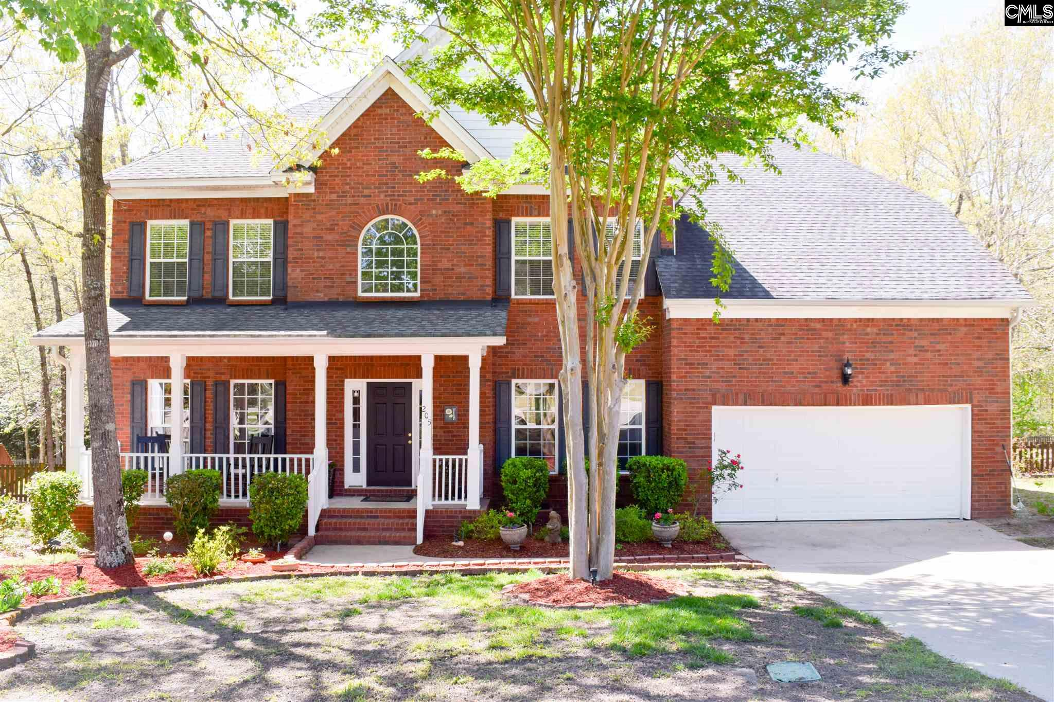 205 Chalfont Columbia, SC 29229