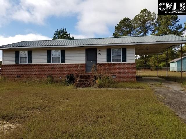 243 Eastwood Orangeburg, SC 29118