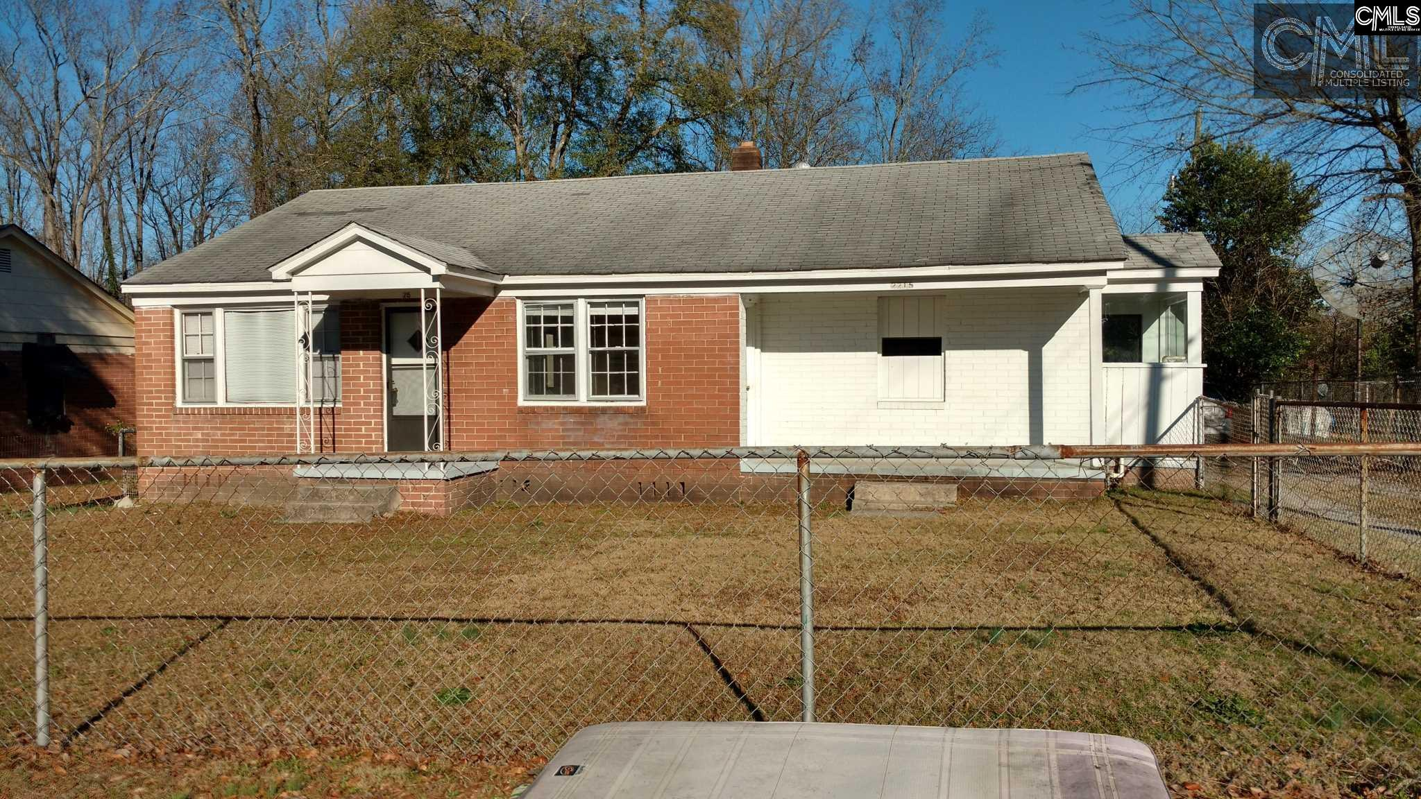 2215  James Cayce, SC 29033