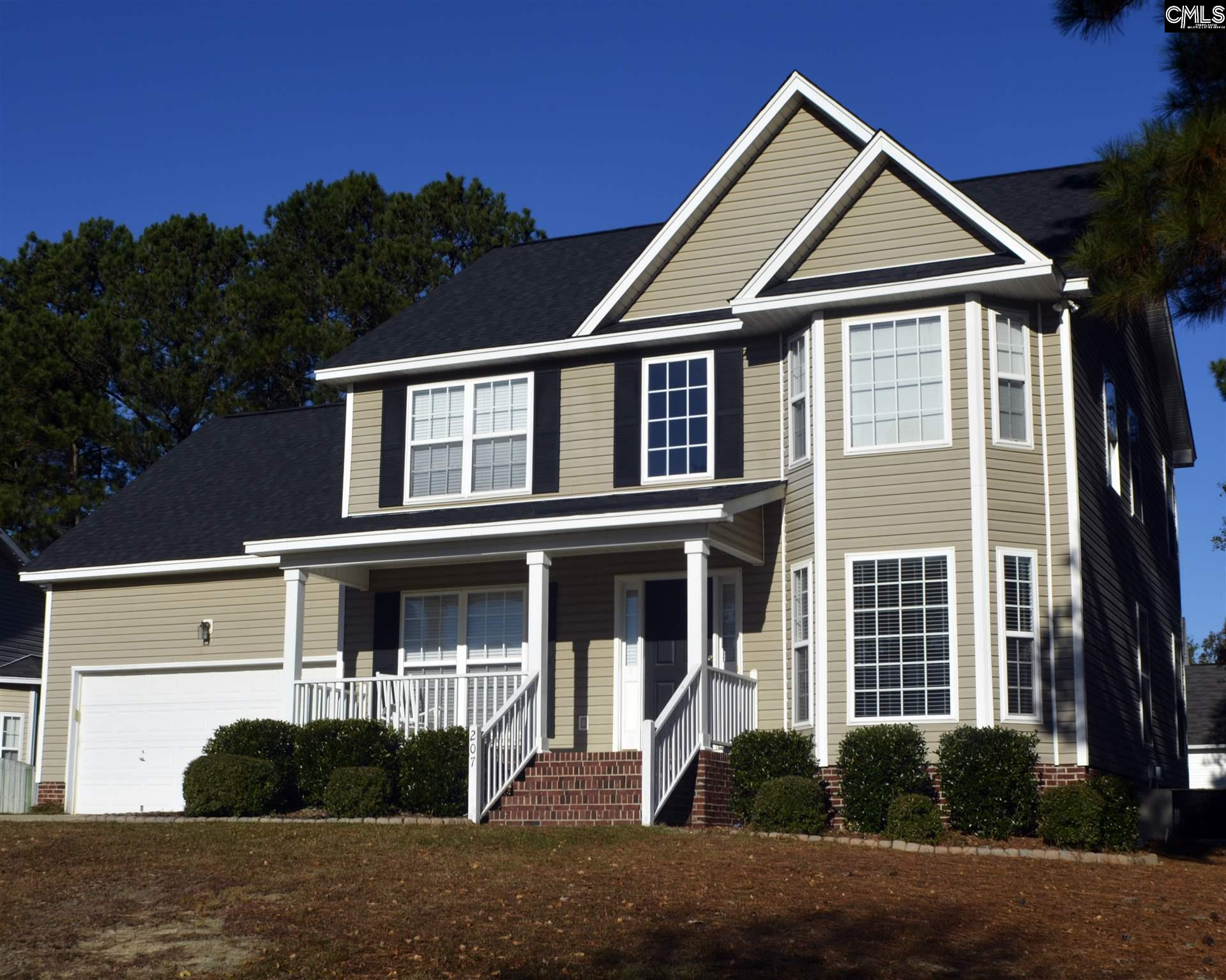207  Hope Creek Irmo, SC 29063