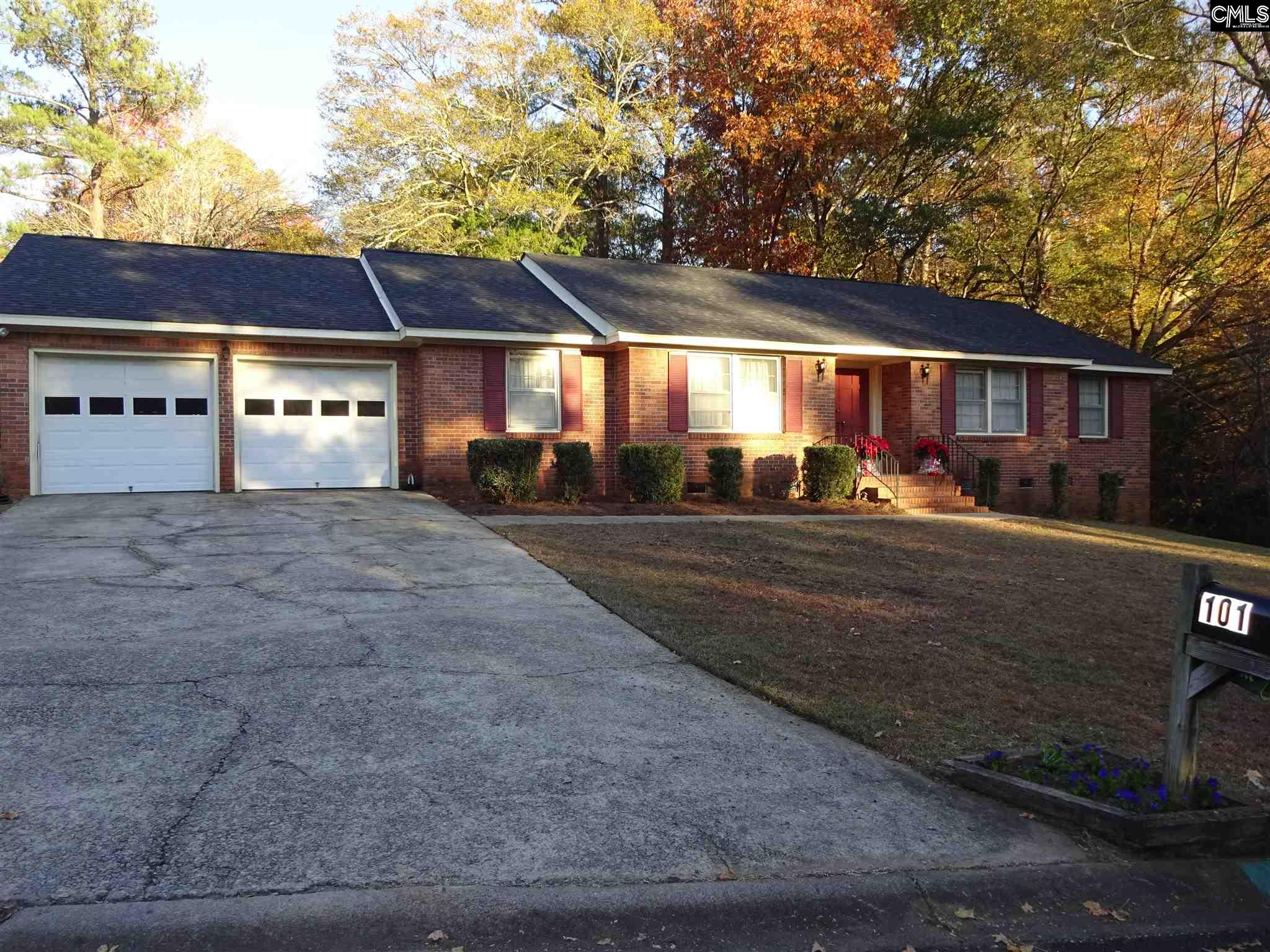 101  Bosworth Field Columbia, SC 29212