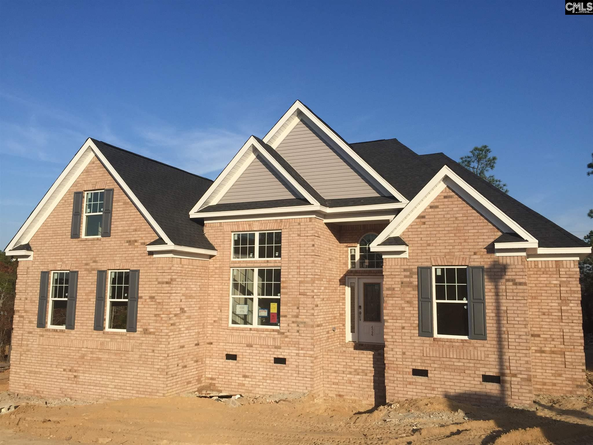 424  Congaree Ridge Court #lot 128 West Columbia, SC 29170