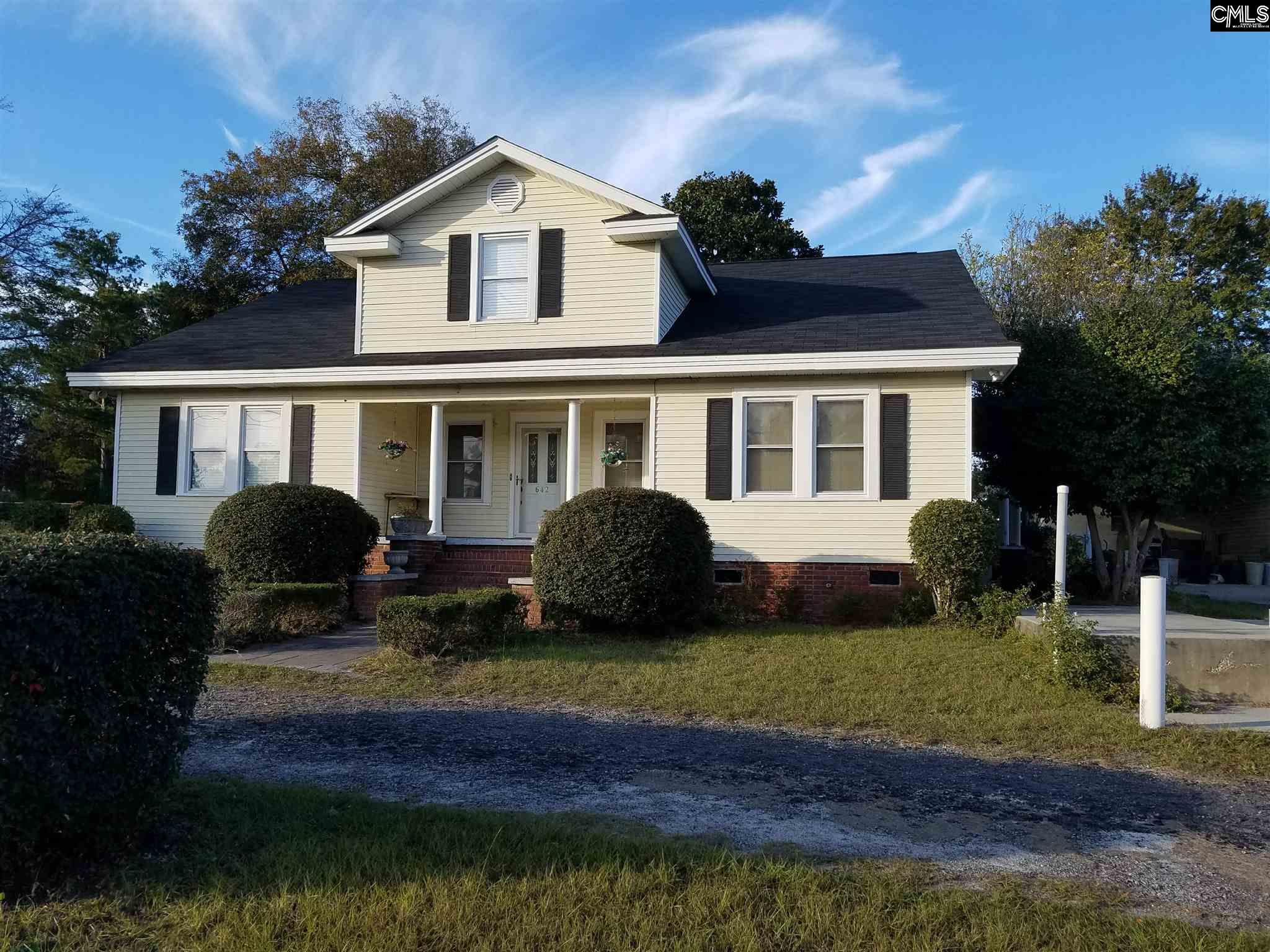 642  Highway 378 Lexington, SC 29072