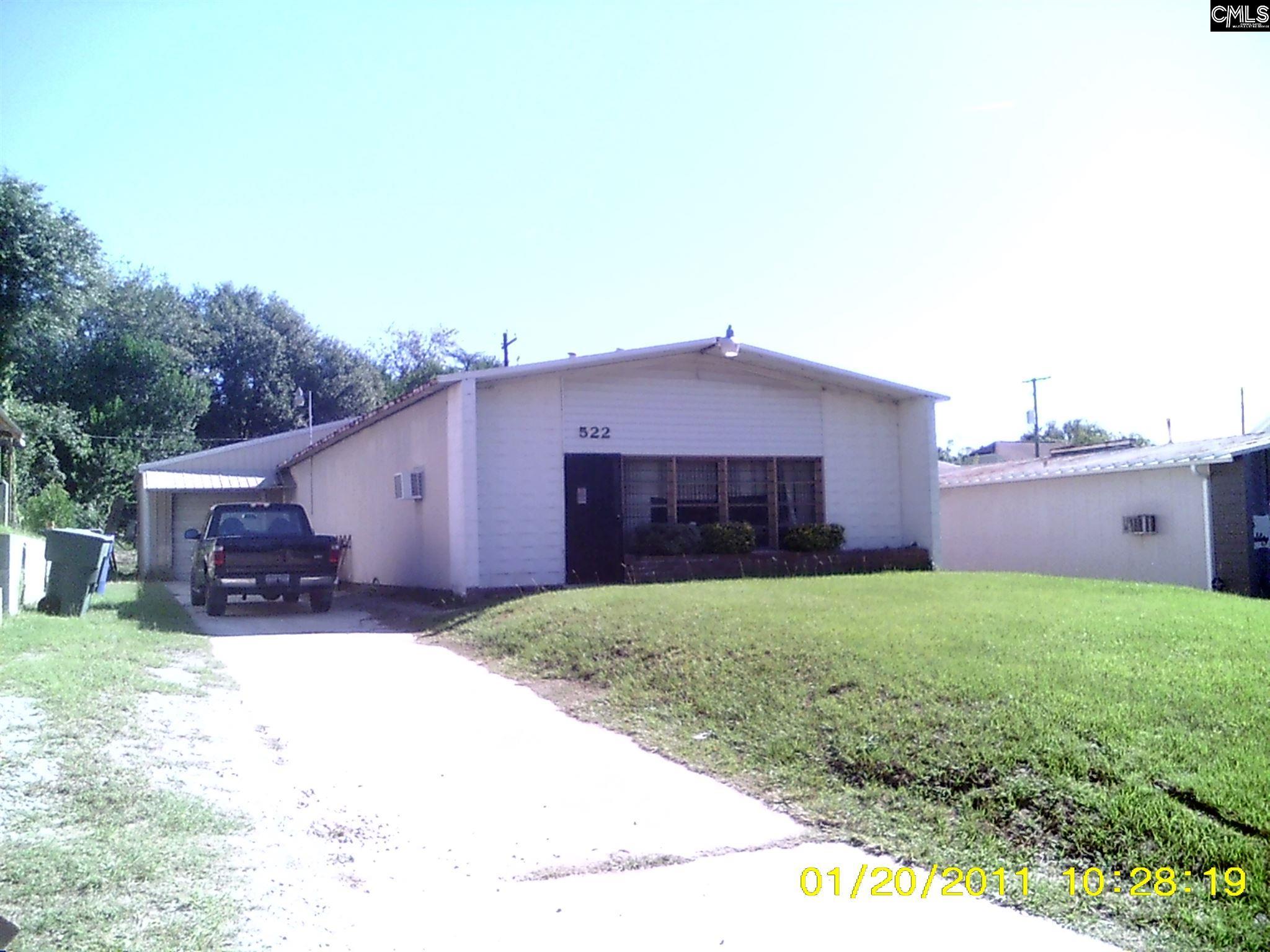 522 South Saluda Columbia, SC 29205