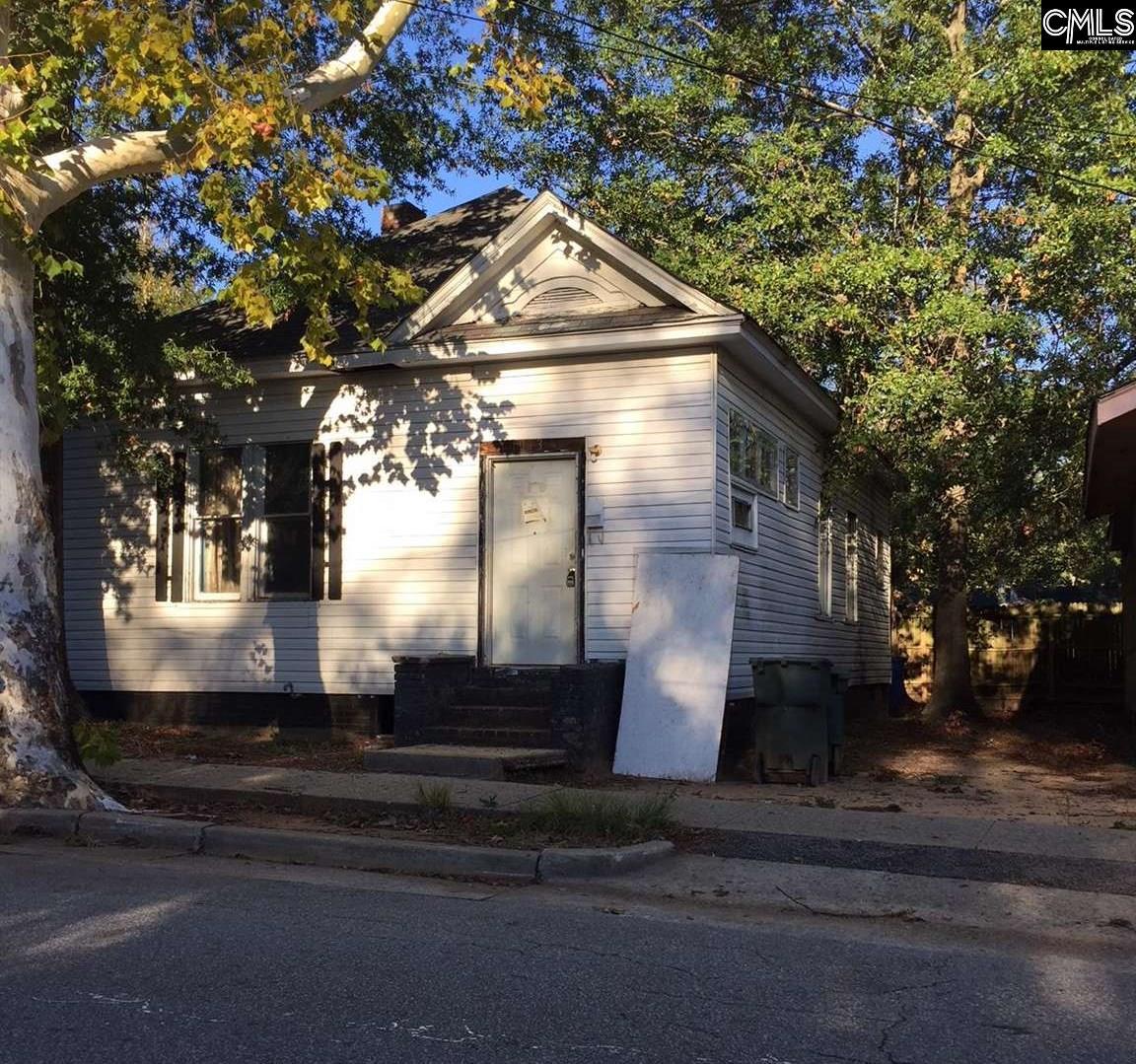 1013  Union Street Columbia, SC 29201