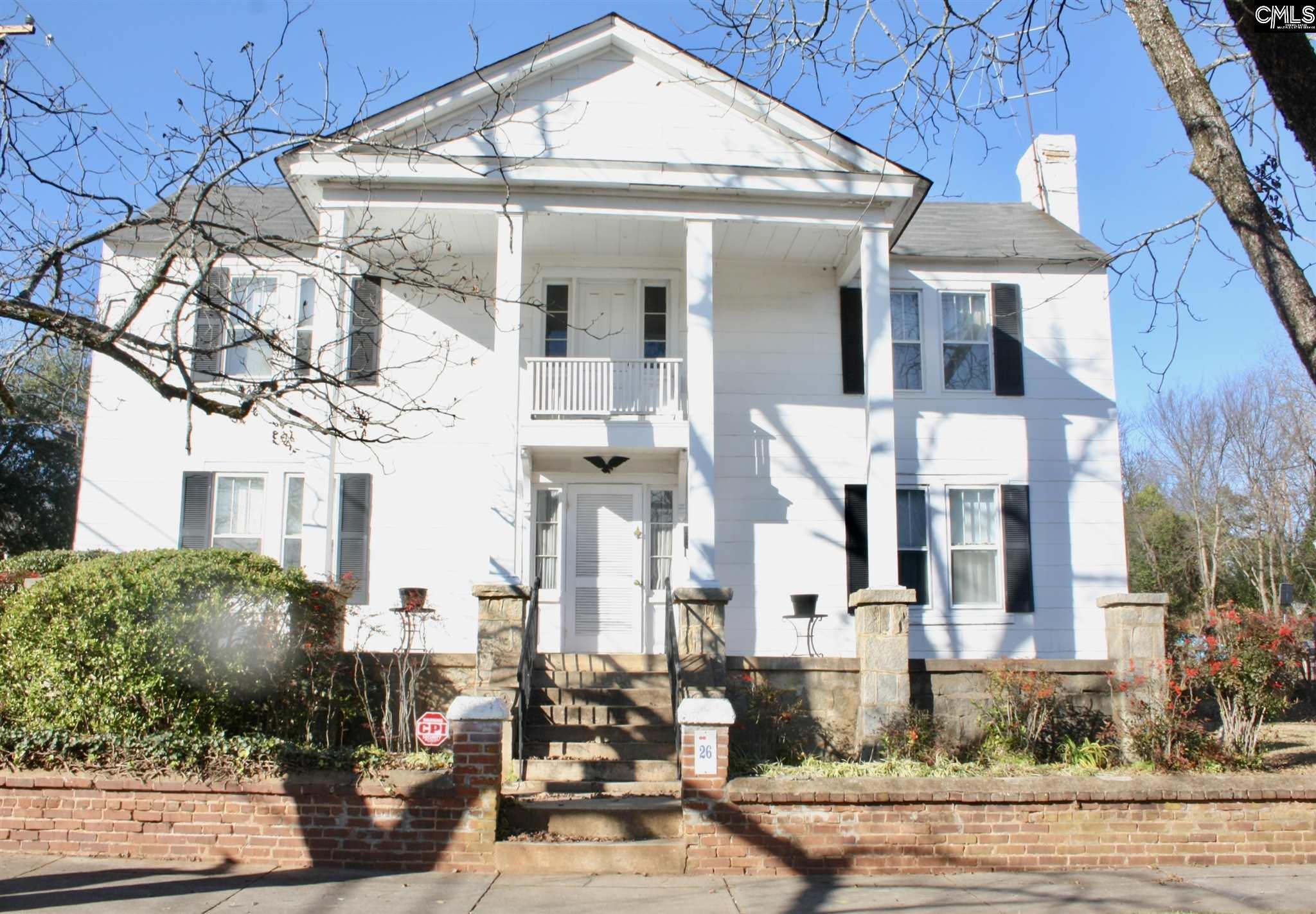 116 W College Winnsboro, SC 29180