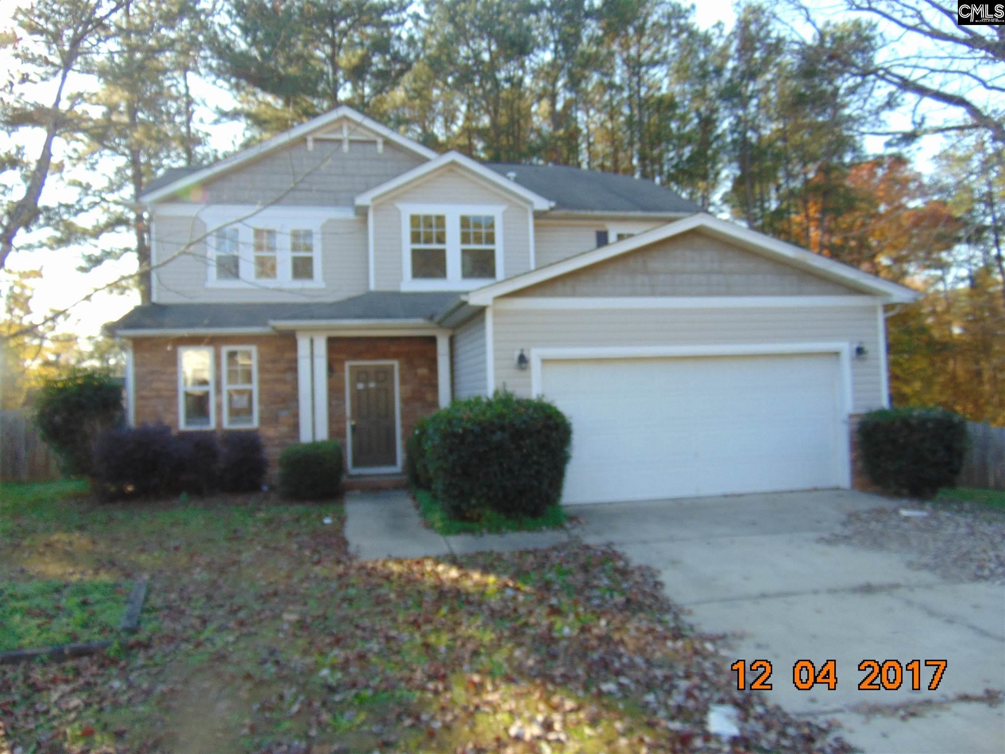 109  Cranberry Lexington, SC 29072