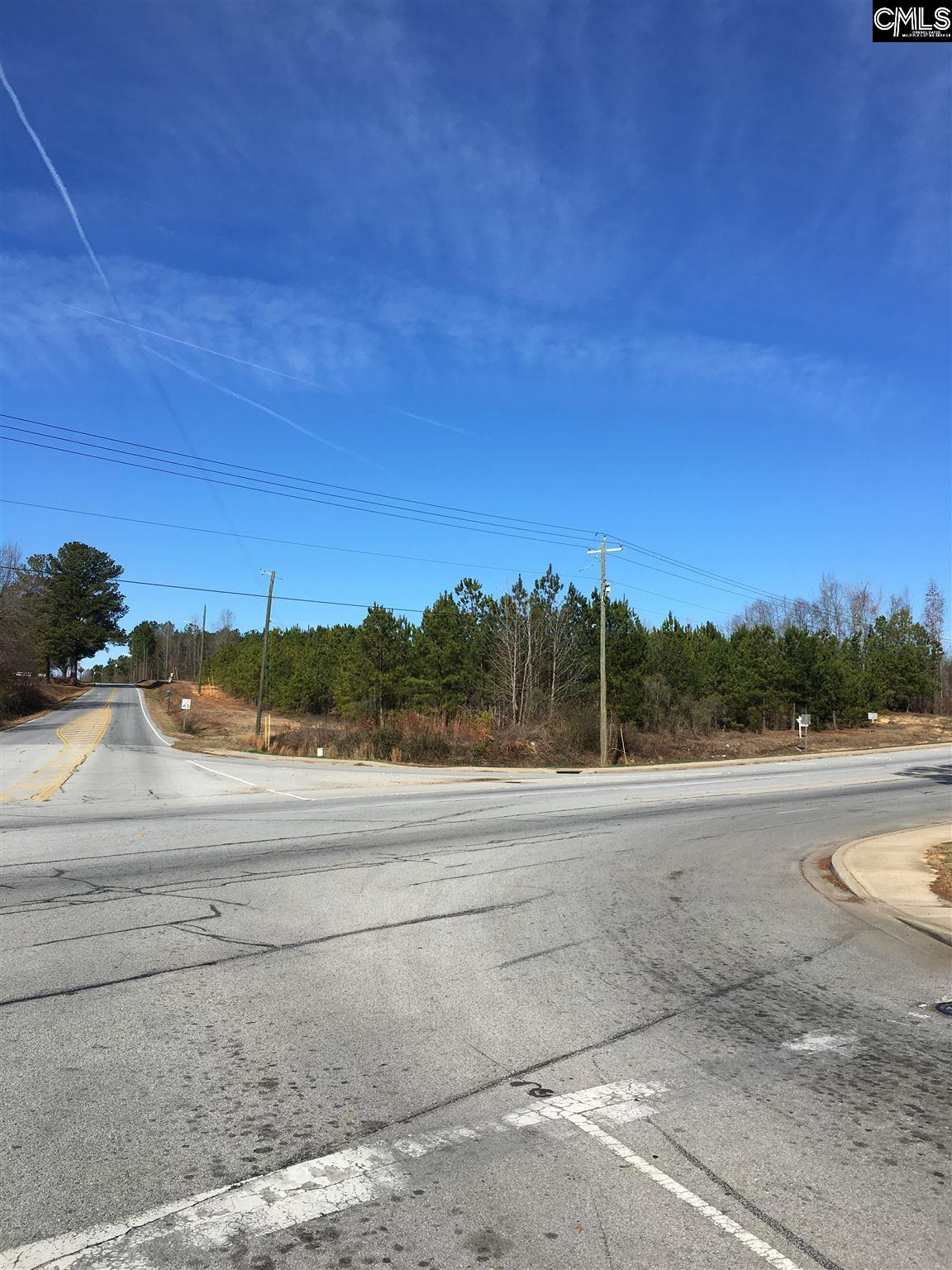 Highway 121 And Nance Street Newberry, SC 29108