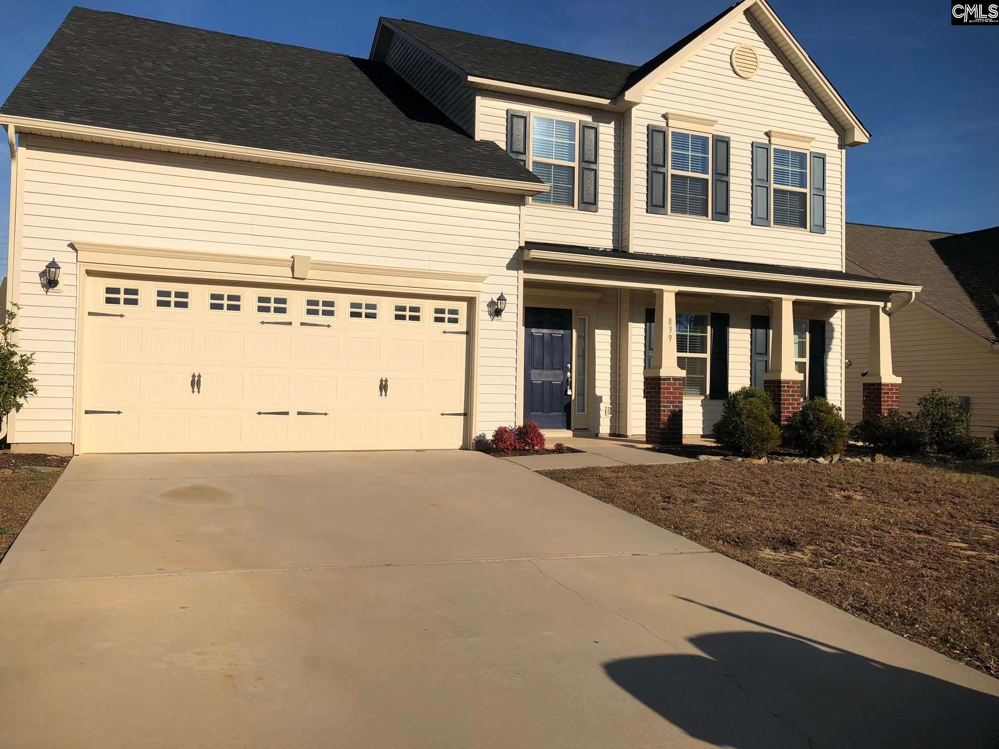 839  Burnview Chapin, SC 29036