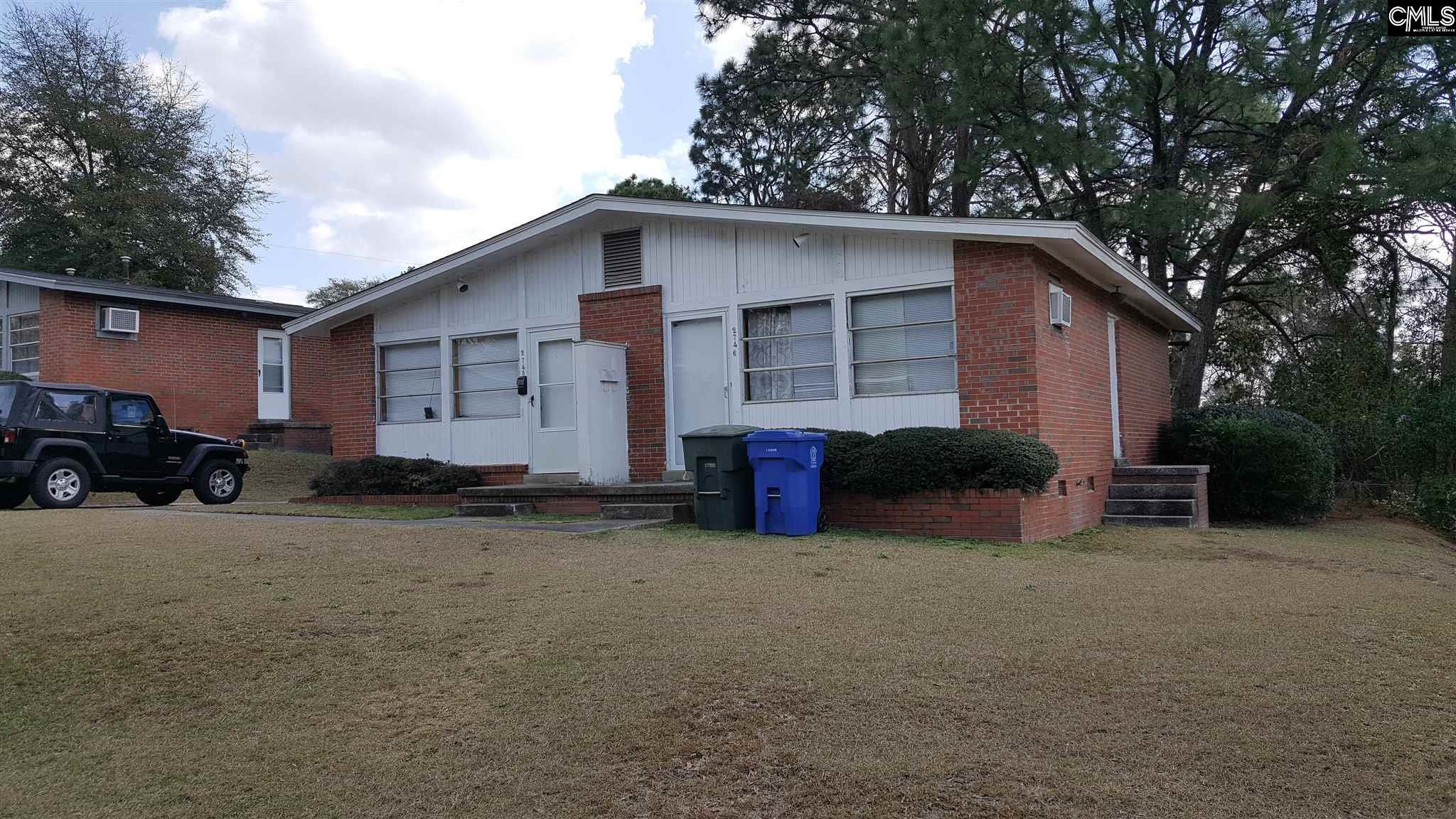 2746  Montgomery Columbia, SC 29205