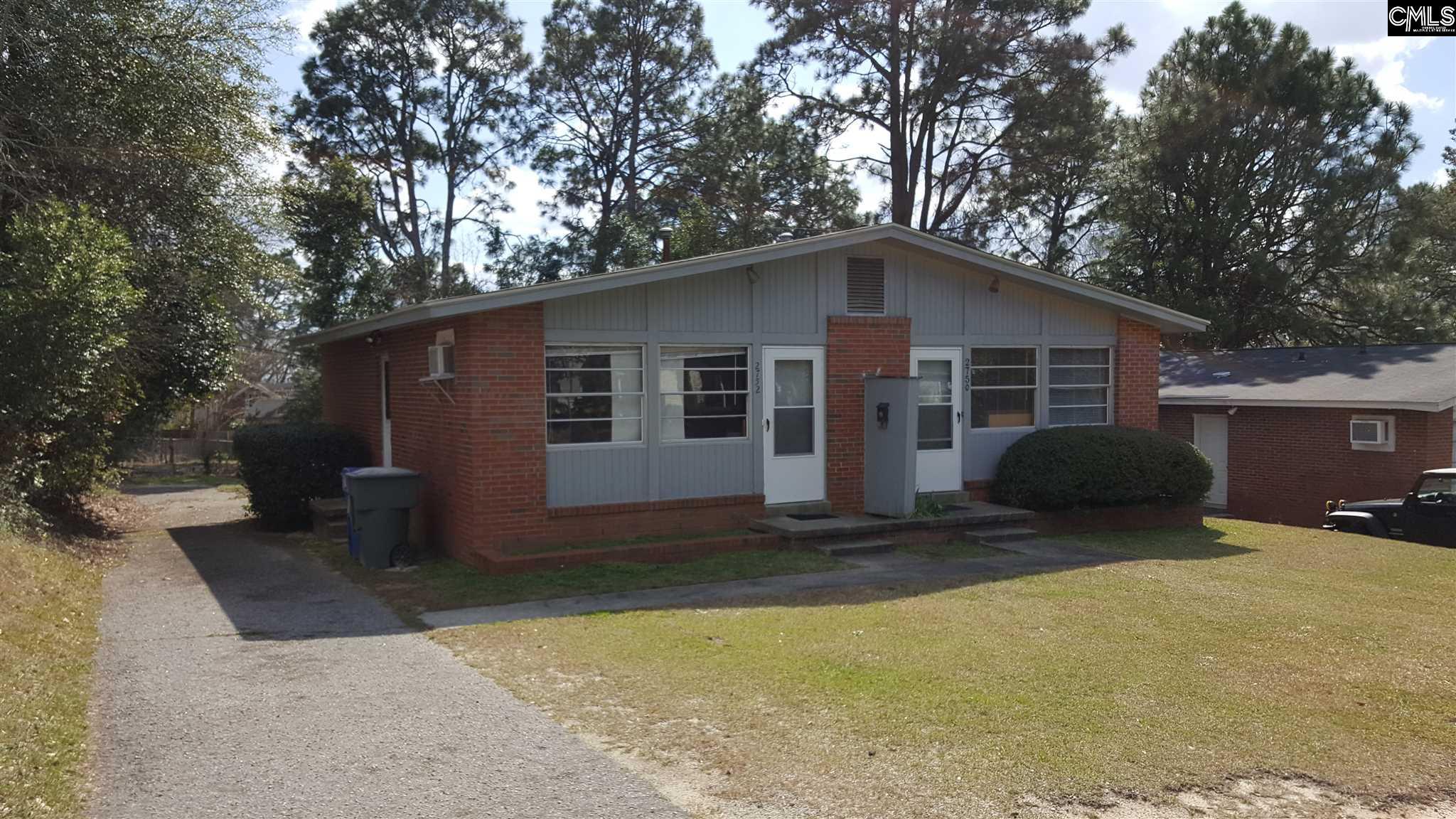 2750 Montgomery Columbia, SC 29205