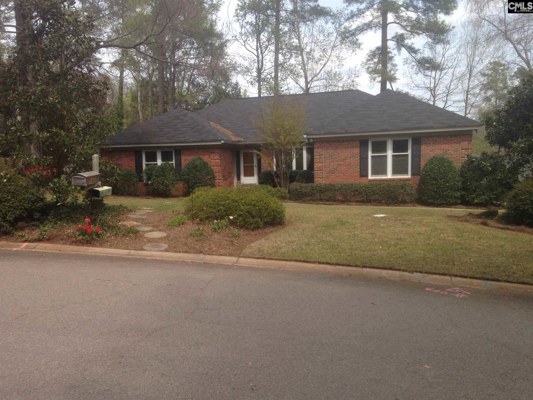 100  Two Oak Columbia, SC 29212