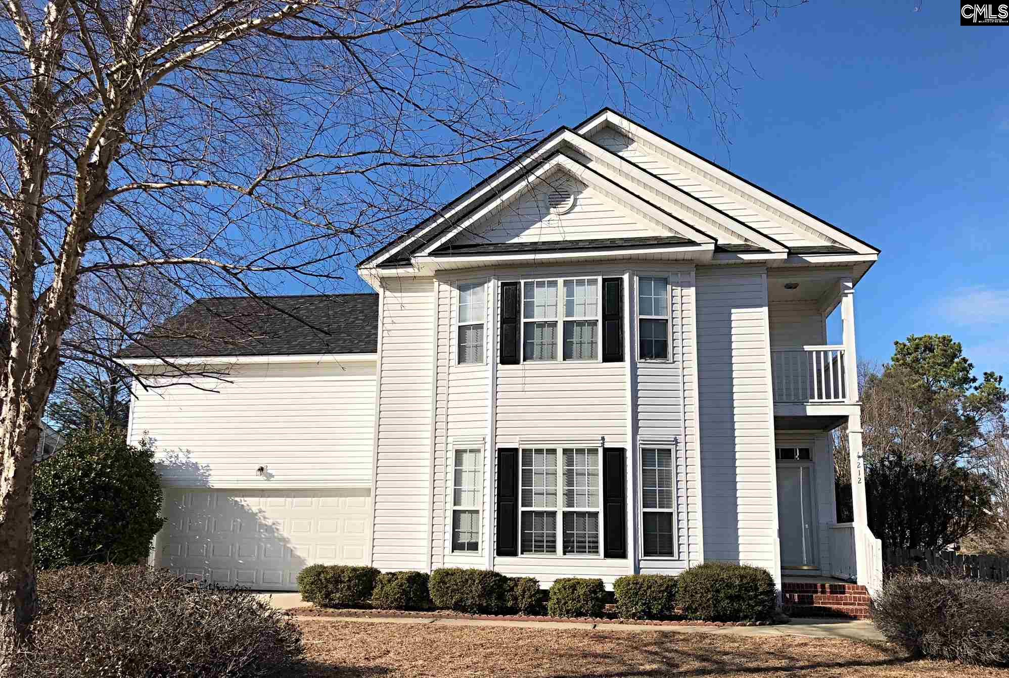 212  Clearmeadow Columbia, SC 29229-9235