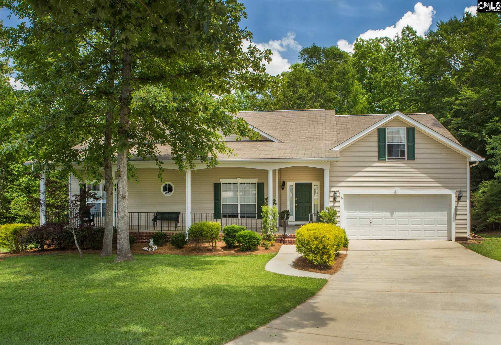 6  Lost Creek Columbia, SC 29212