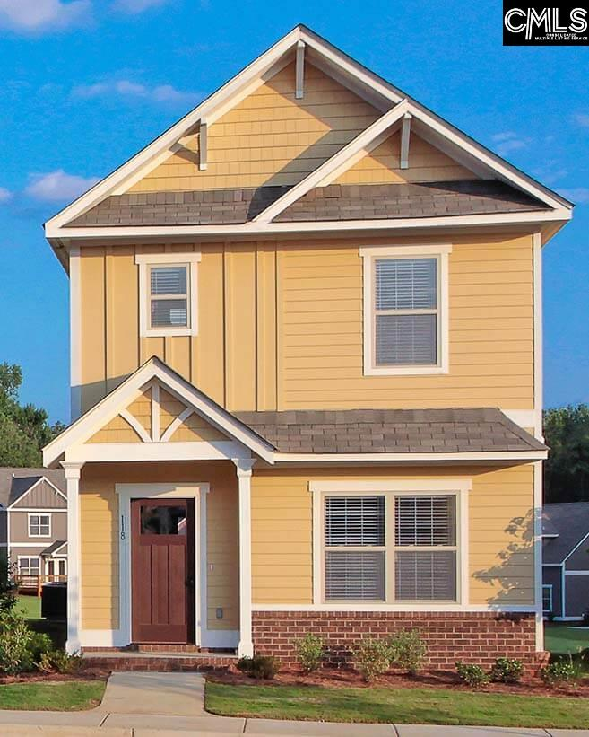 Columbia Sc New 4 Bedroom Homes Priced Under 200000