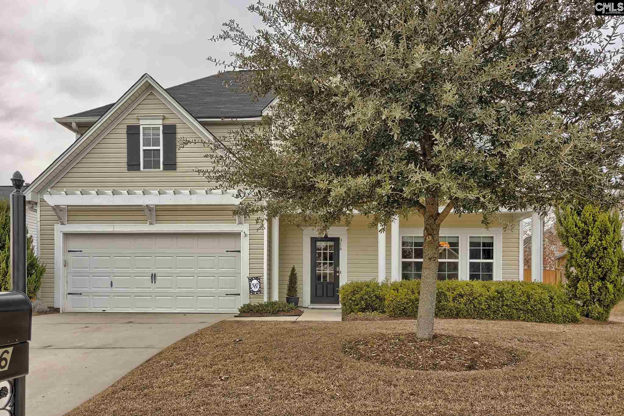 316  Baneberry Lexington, SC 29073-9734
