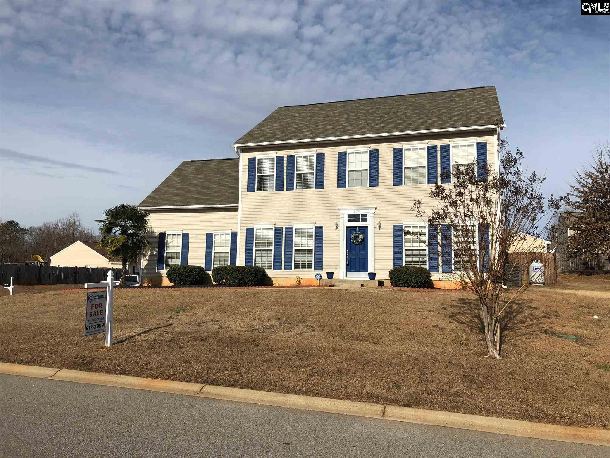 120  Turkey Ridge Chapin, SC 29036