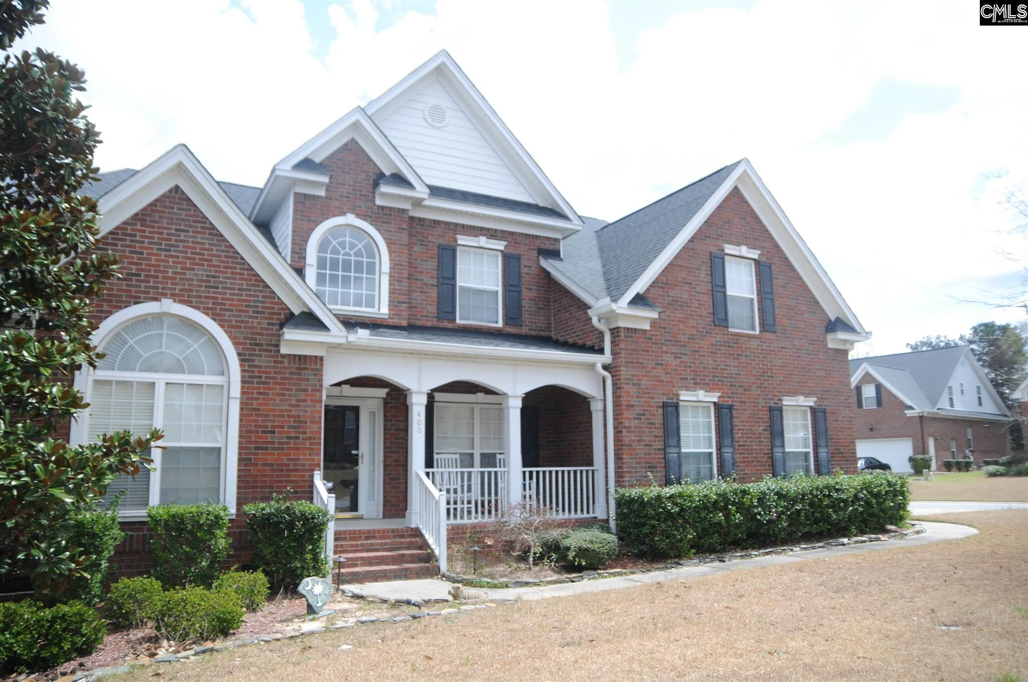 400  Lake Vista Columbia, SC 29229