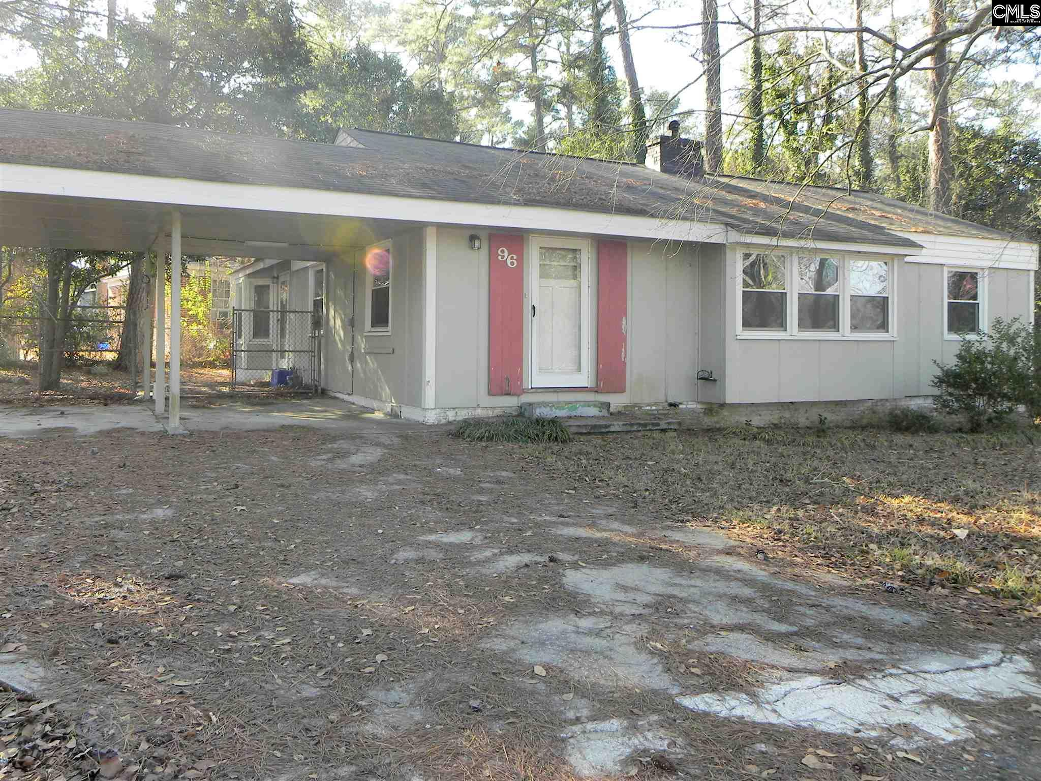 96  Downing Columbia, SC 29209