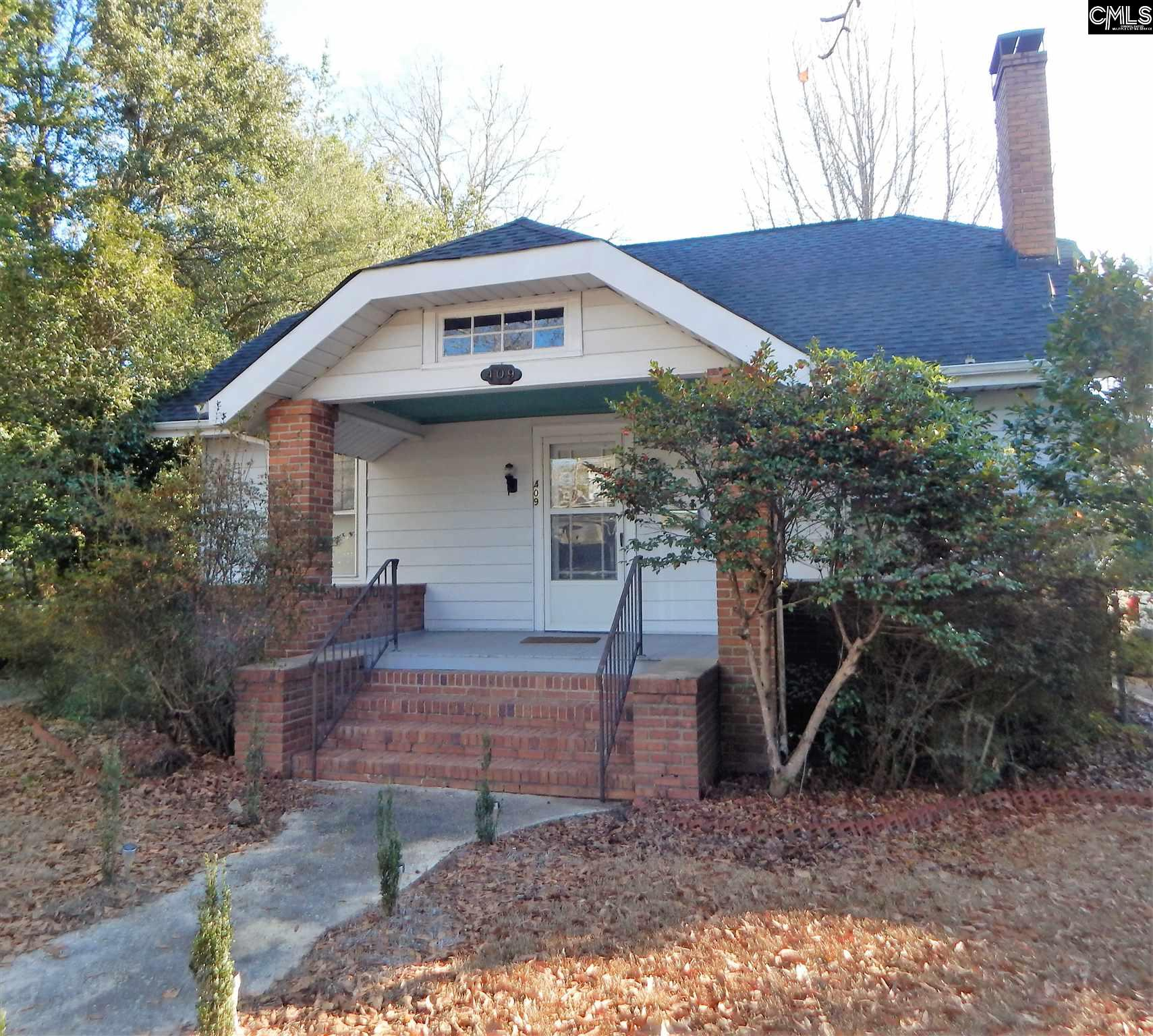 409 Hampton Camden, SC 29020