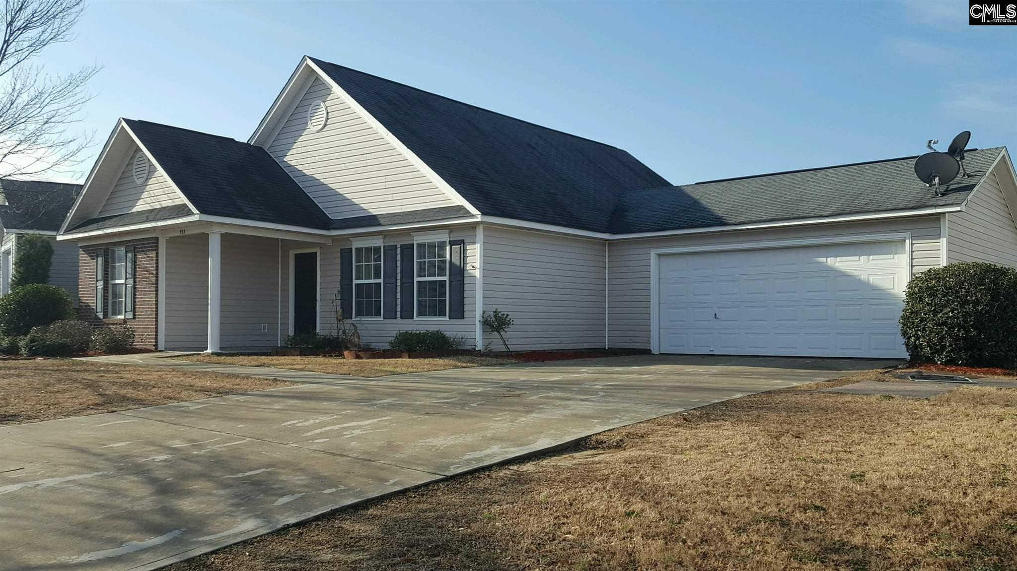533  Blue Lake Lexington, SC 29072