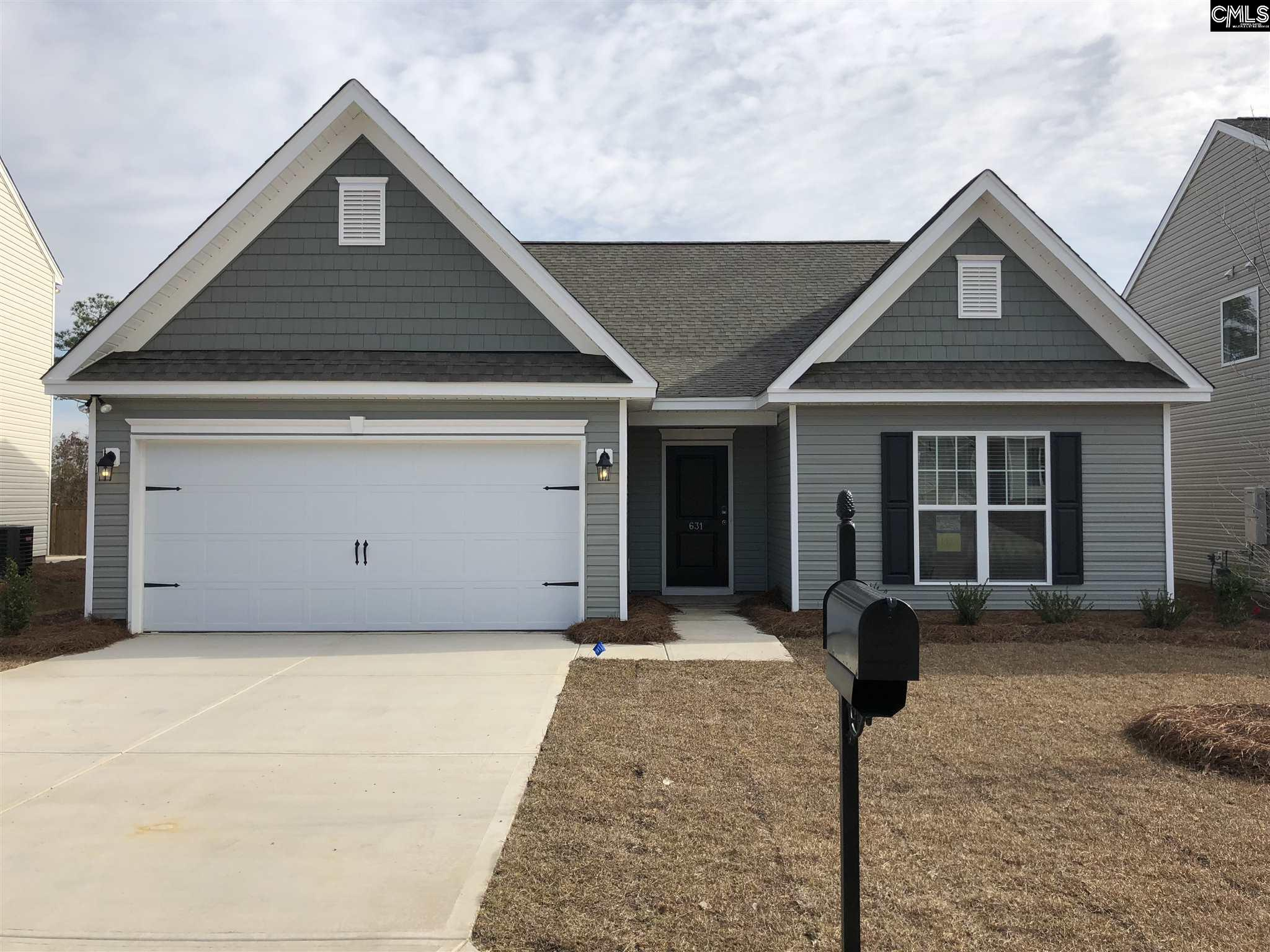 626  Pine Branch West Columbia, SC 29172