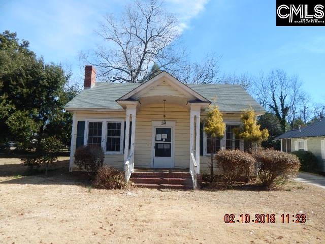 210 S Garden Winnsboro, SC 29180