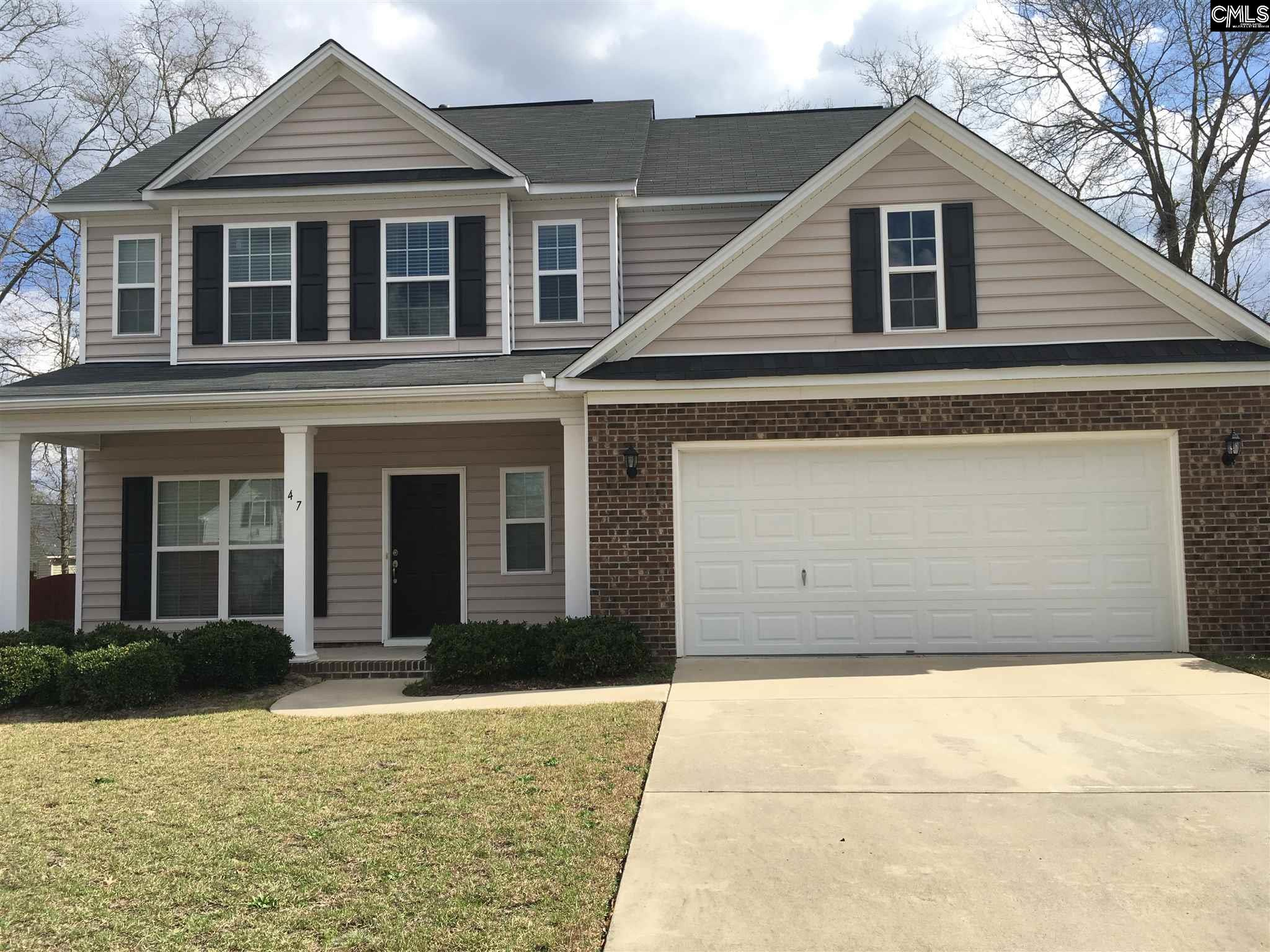 47  Moultrie Columbia, SC 29223