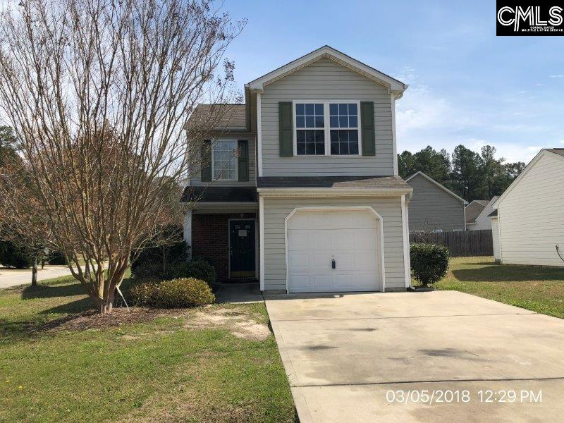 180  Deer Lake Columbia, SC 29229