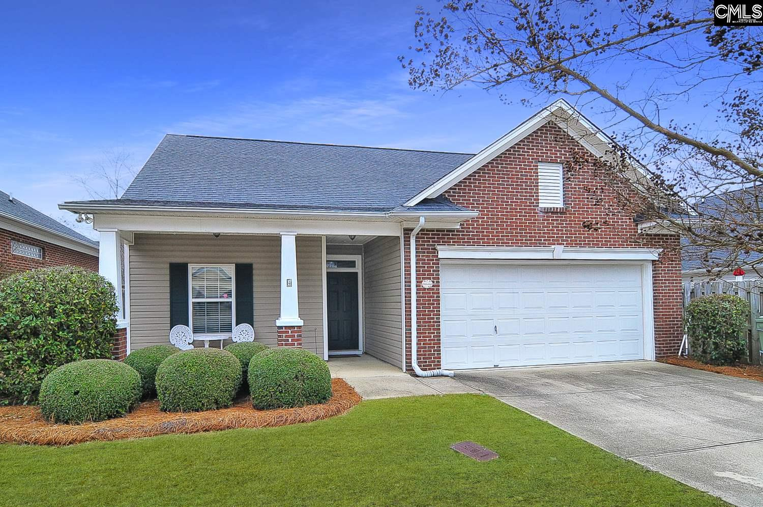 4  Ivy Gate Ct Irmo, SC 29063
