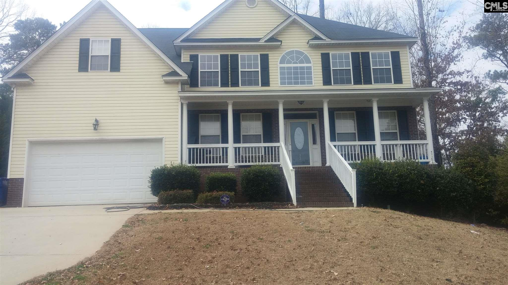 73  Groveswood Columbia, SC 29212