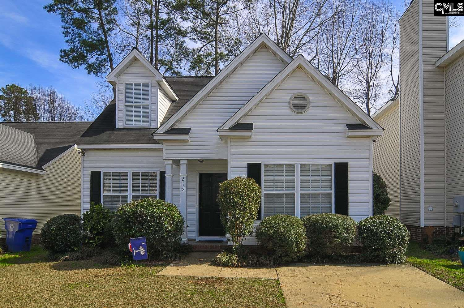 218  Village Walk Columbia, SC 29209