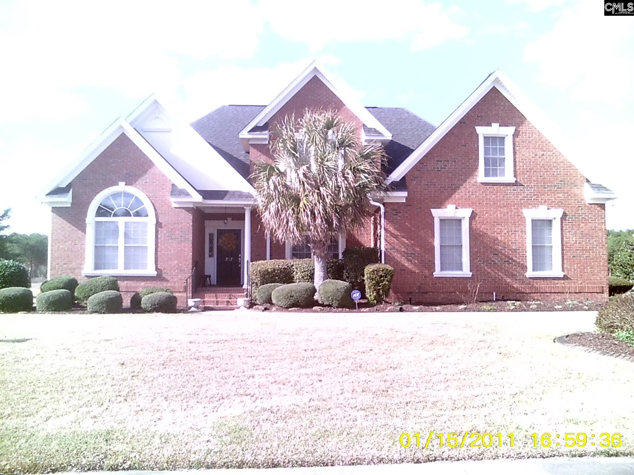217  Clubhouse West Columbia, SC 29172