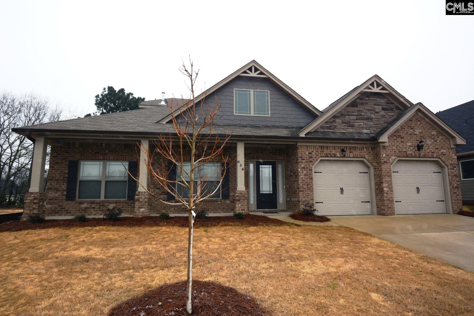634  Meadow Grass Lexington, SC 29072
