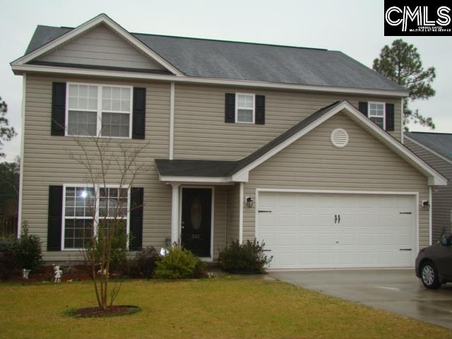 345  Peppercorn Columbia, SC 29223-0000