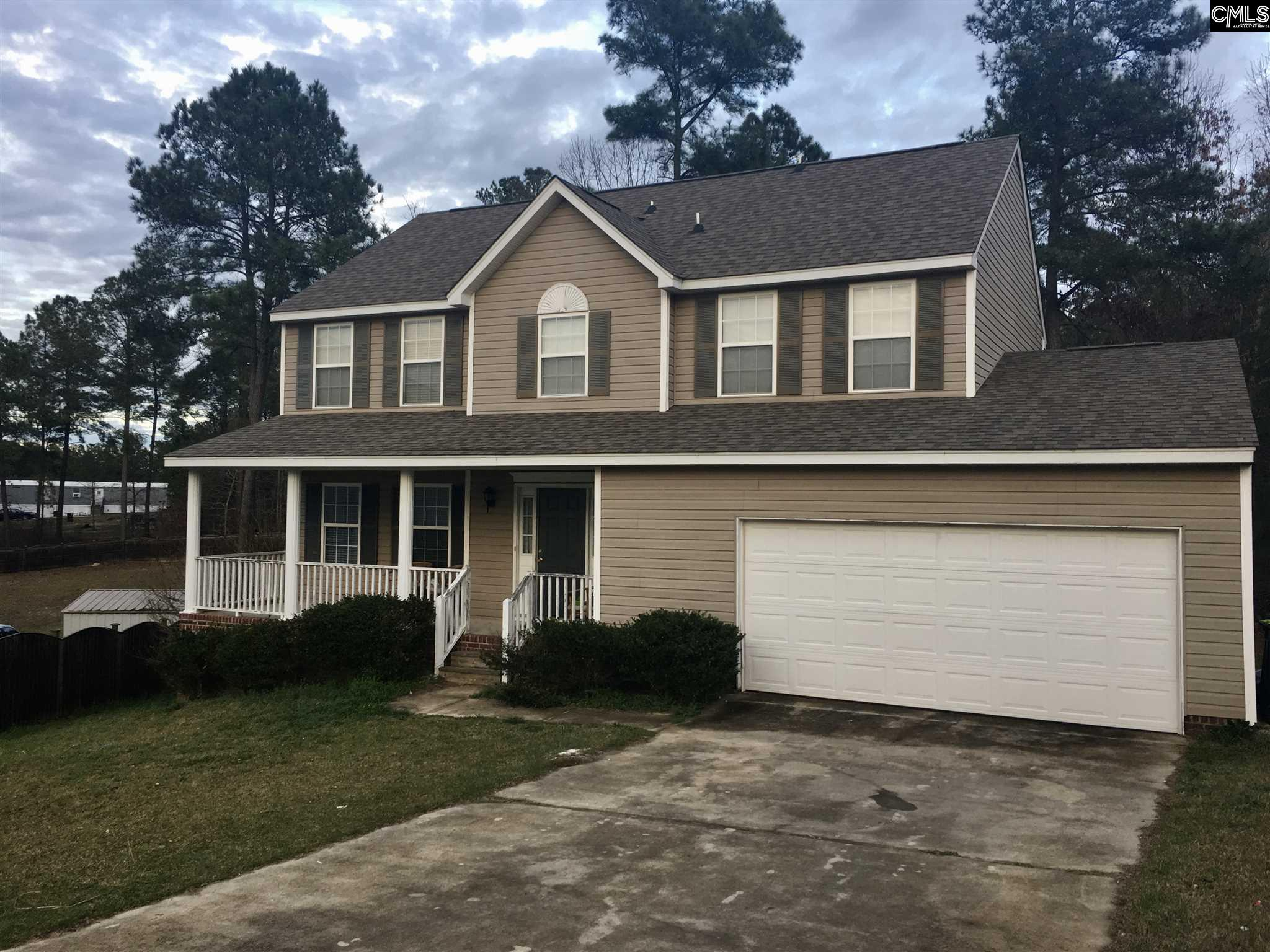 421  Smokey Joe Lexington, SC 29073